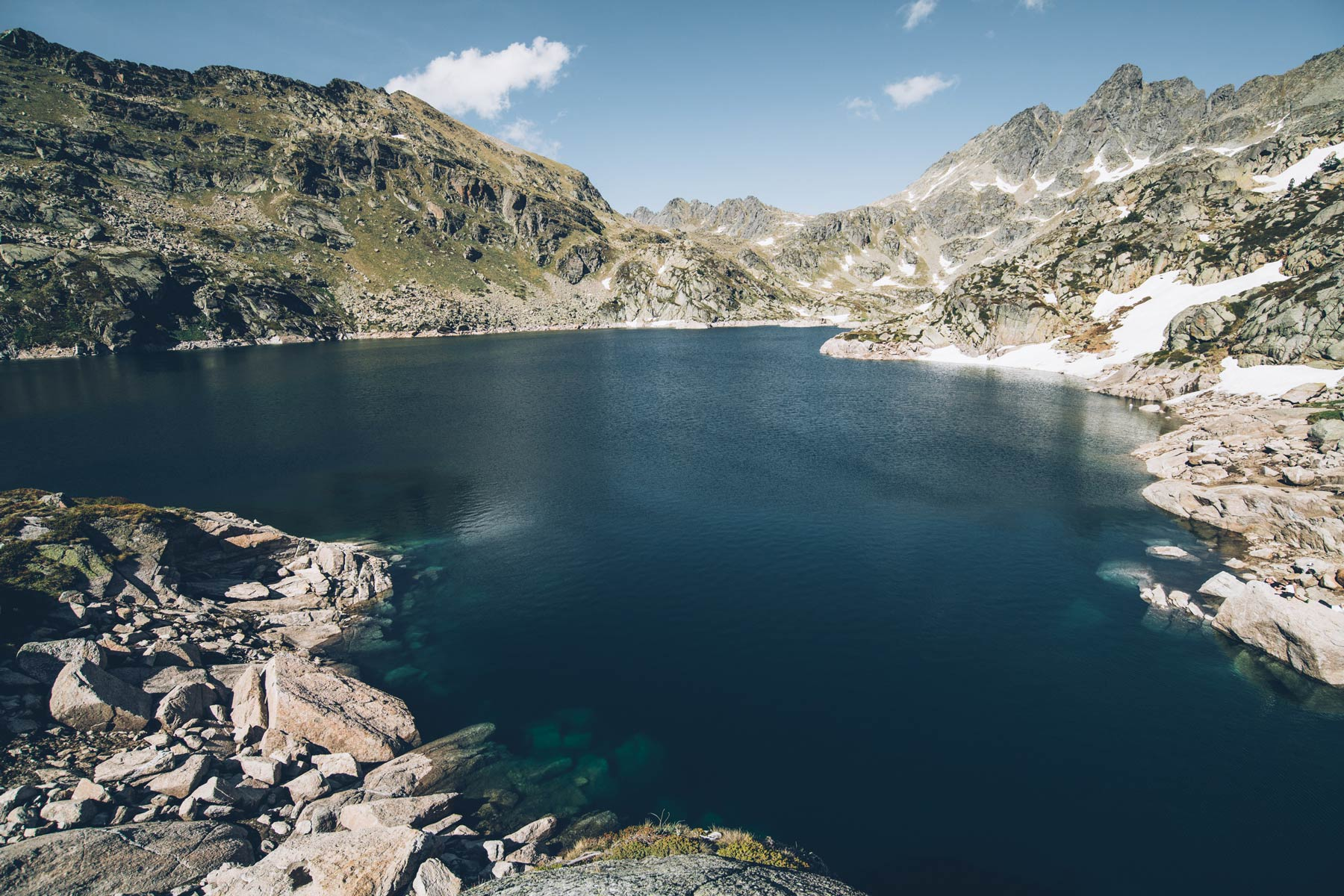 Lac Juclar, Andorre