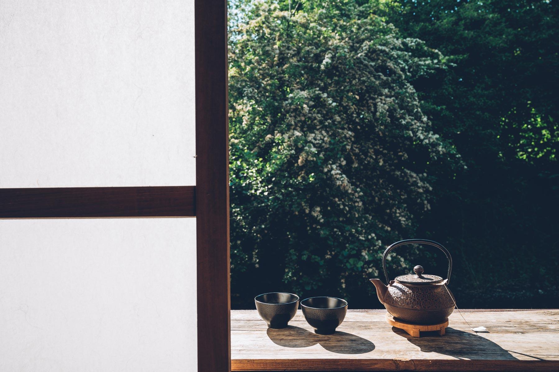 Logement comme au Japon en France