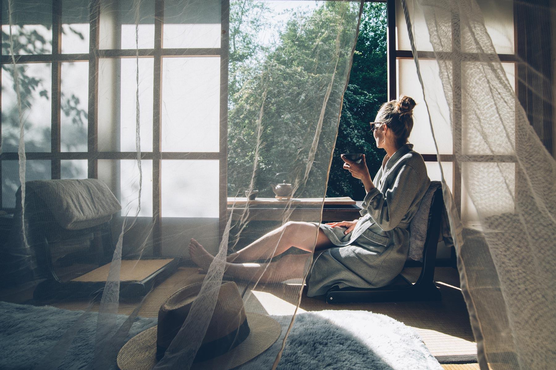 Le Bruit de l'eau, une nuit comme au Japon en France