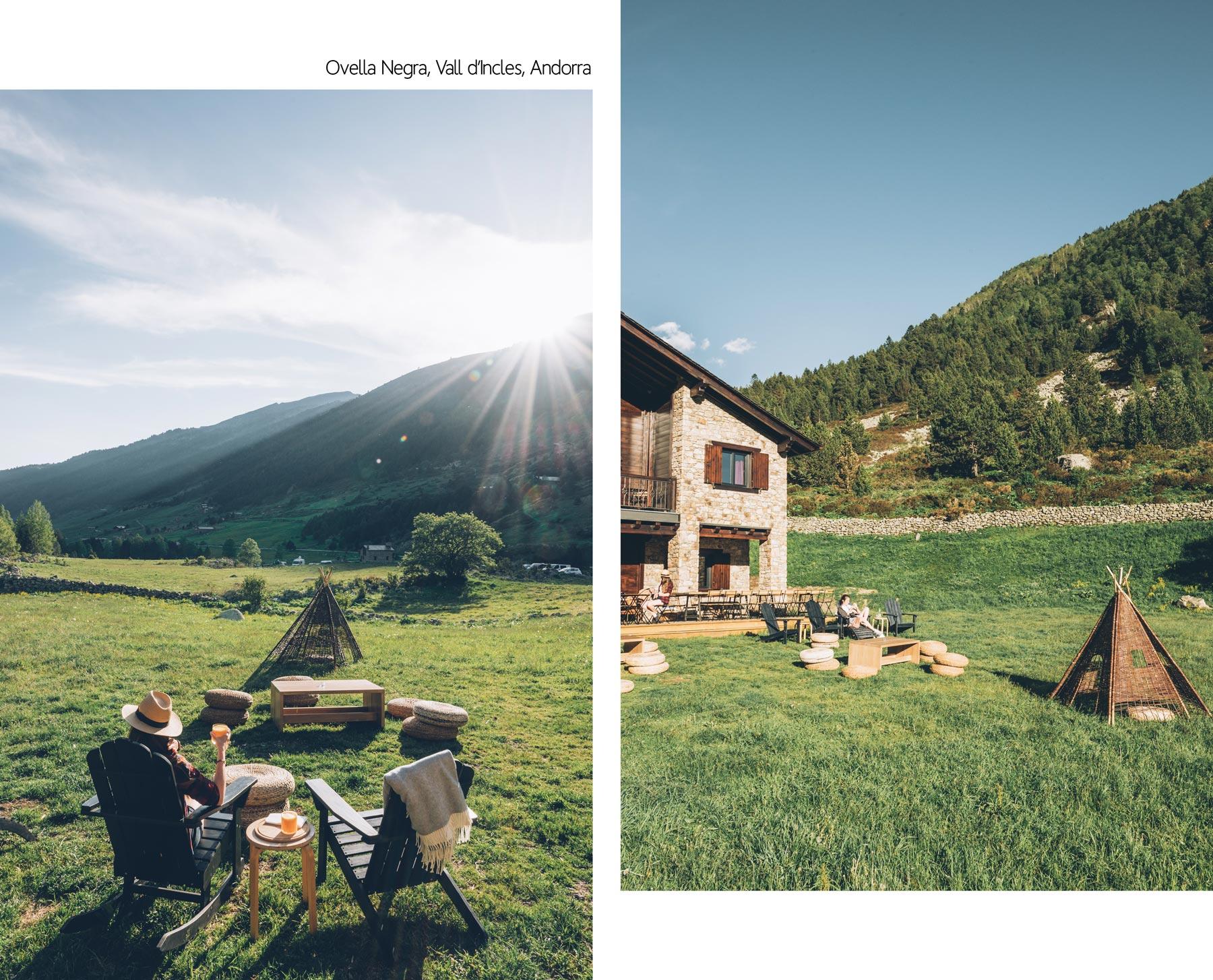 Ovella Negra, Andorre