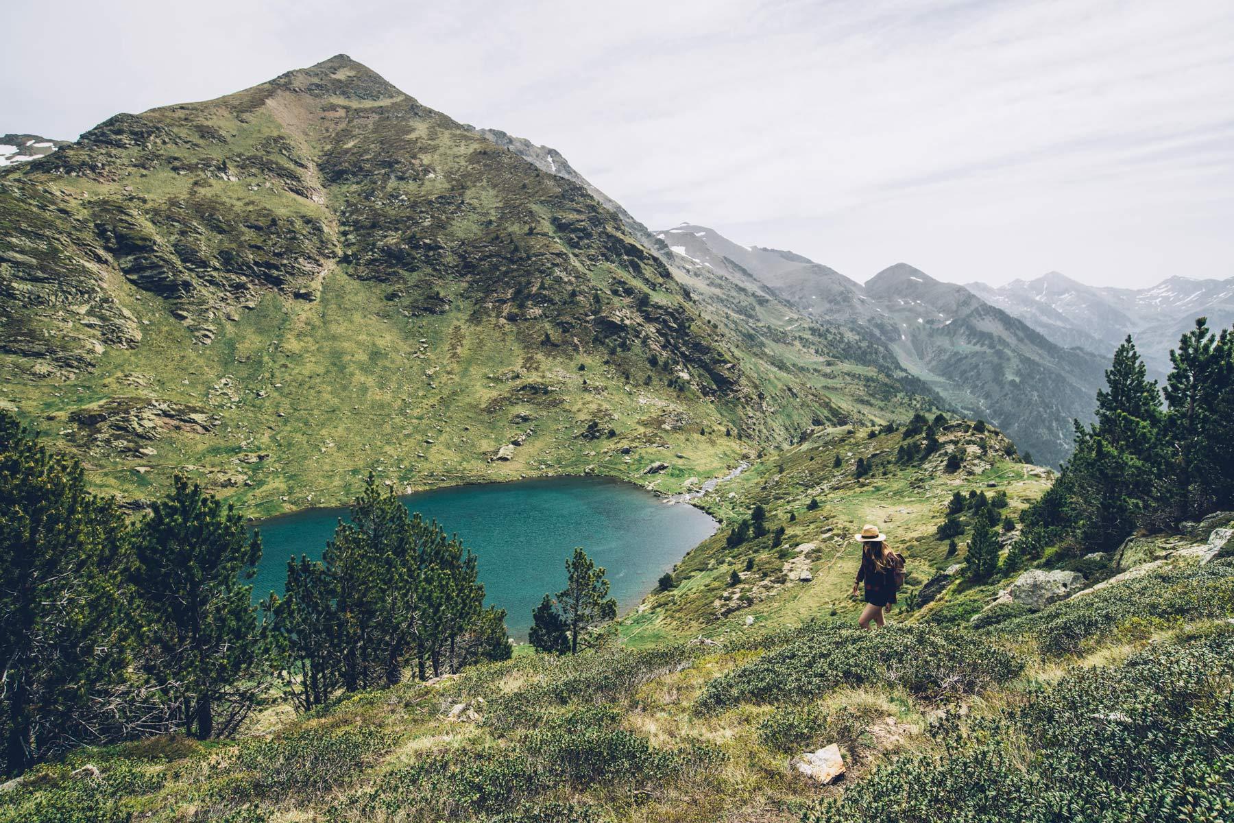Lacs Tristaina, Andorre