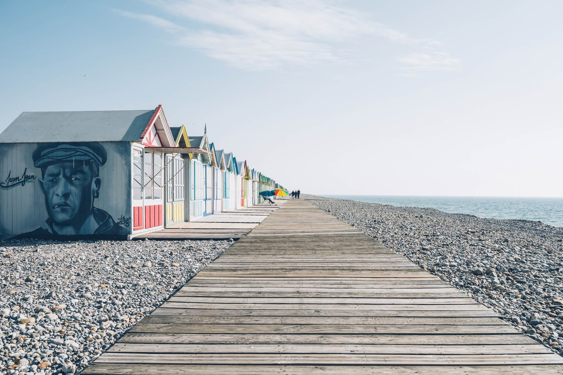 Cayeux sur Mer, Somme, Picardie