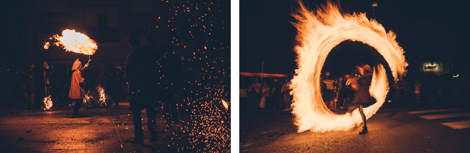 Cremada de Falles, Andorra