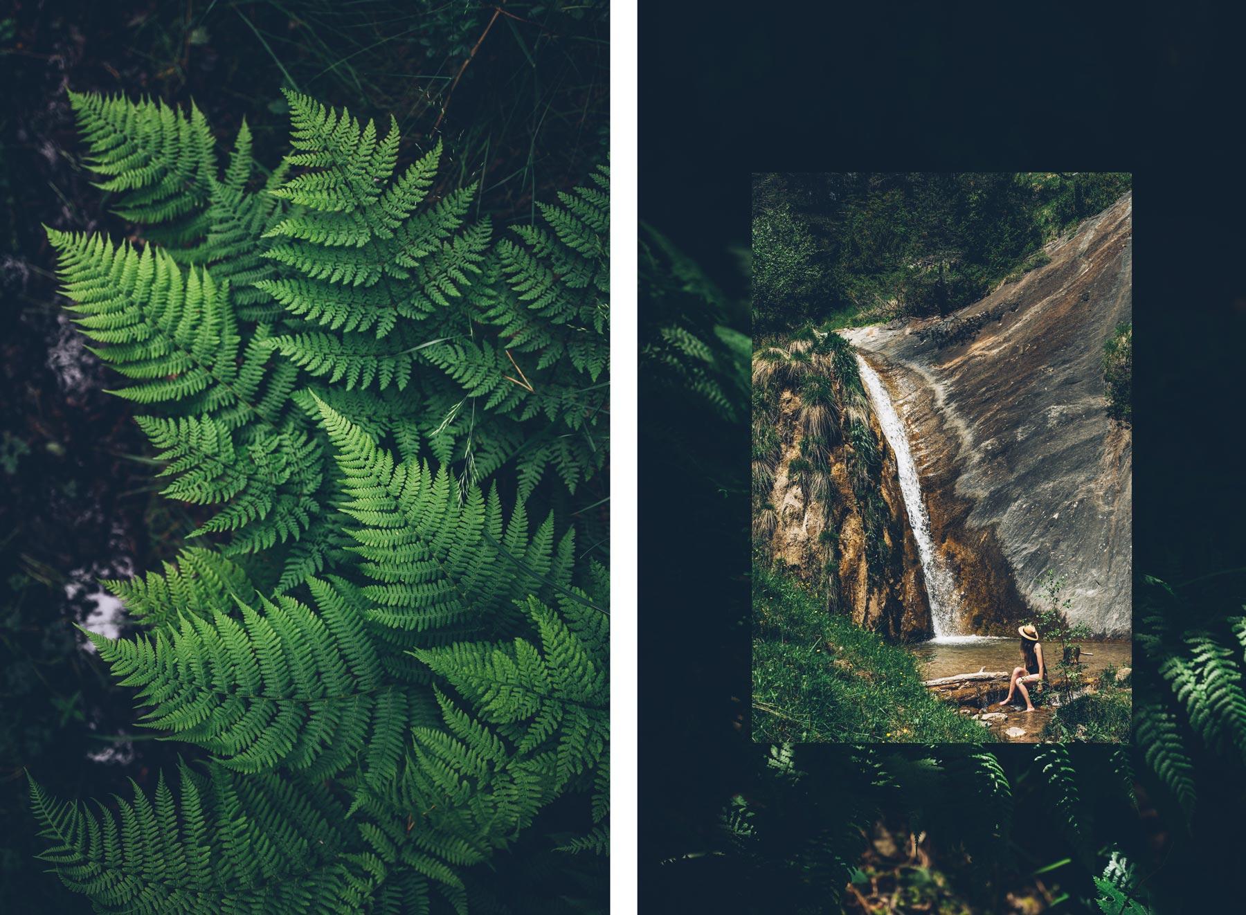 Cascade Andorre