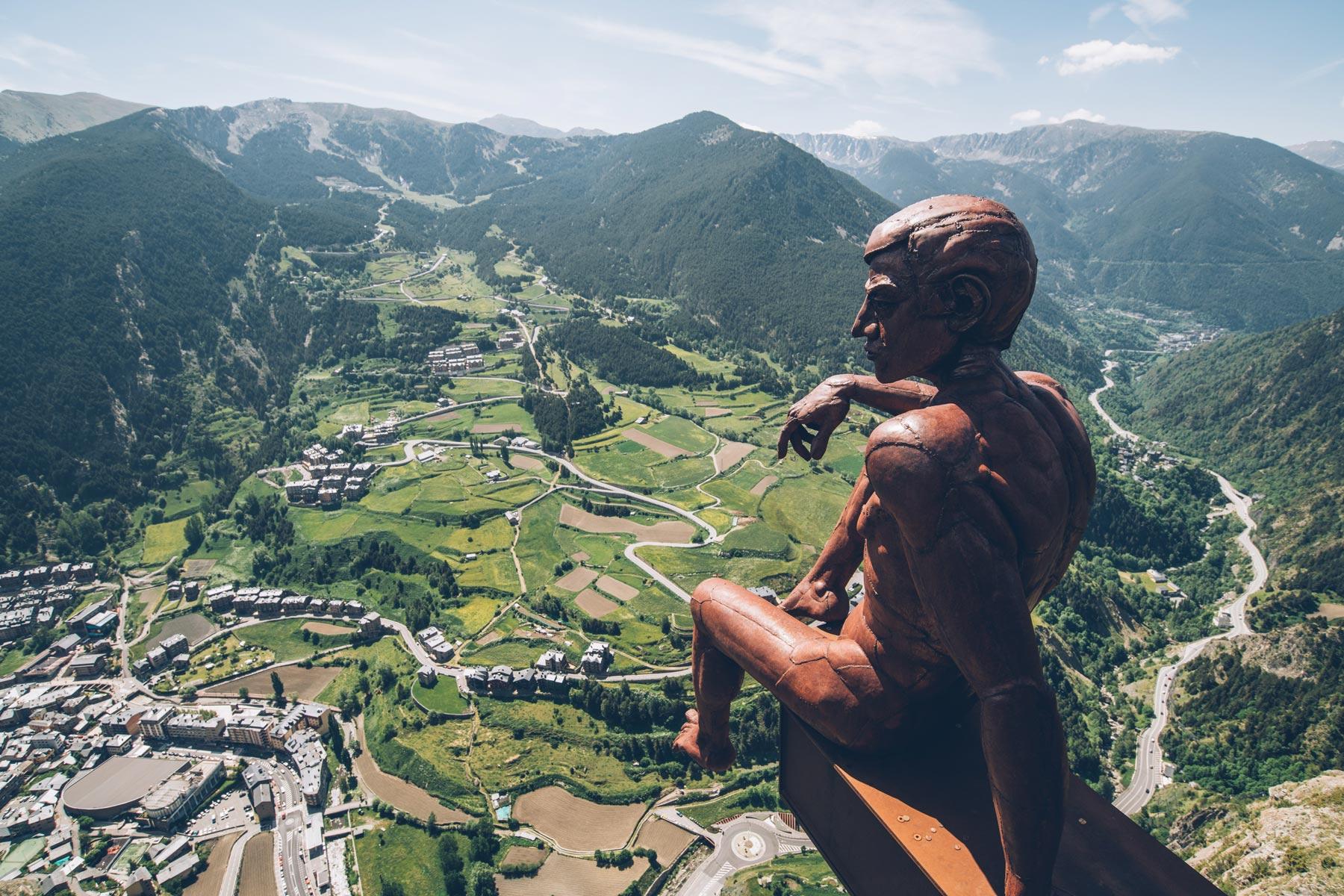 Point de vue Andorre, Roc del Quer