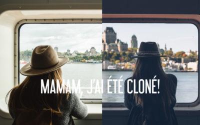 BLOGGING | MAMAN, J'AI ÉTÉ CLONÉ !