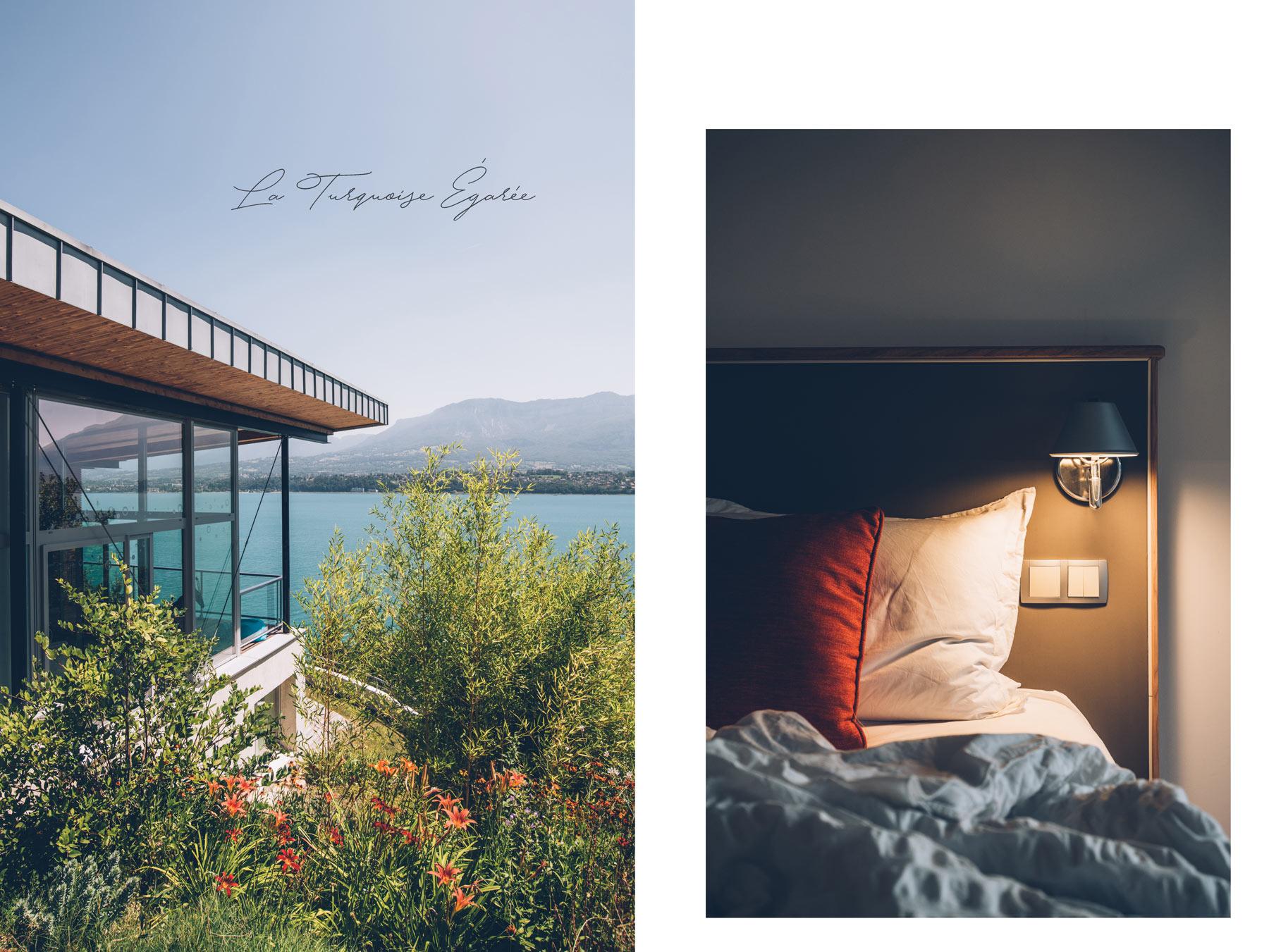 La Turquoise égarée, Chambre d'hôtes près de Aix les Bains