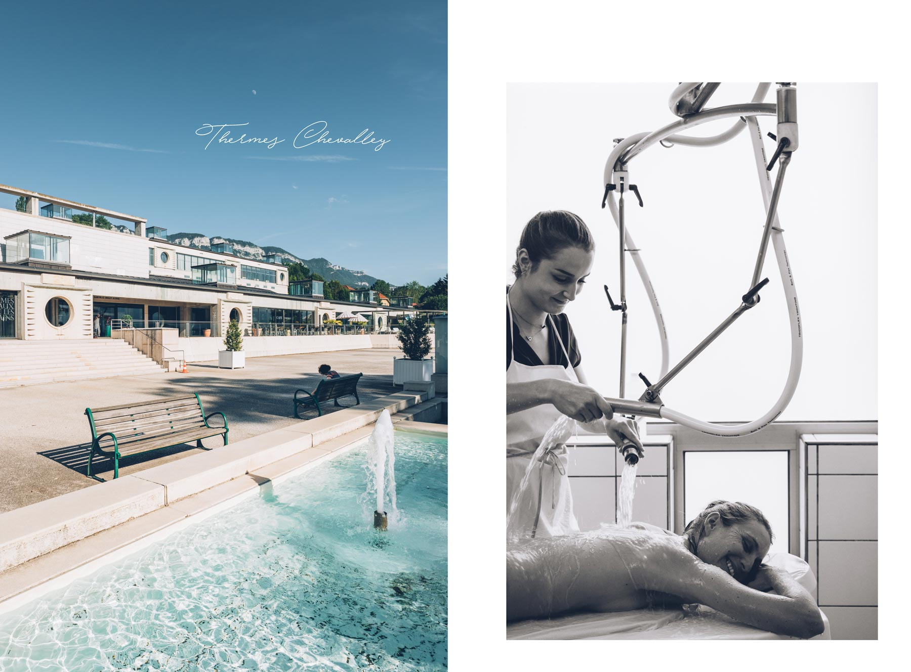Thermes Chevalley, Aix les Bains