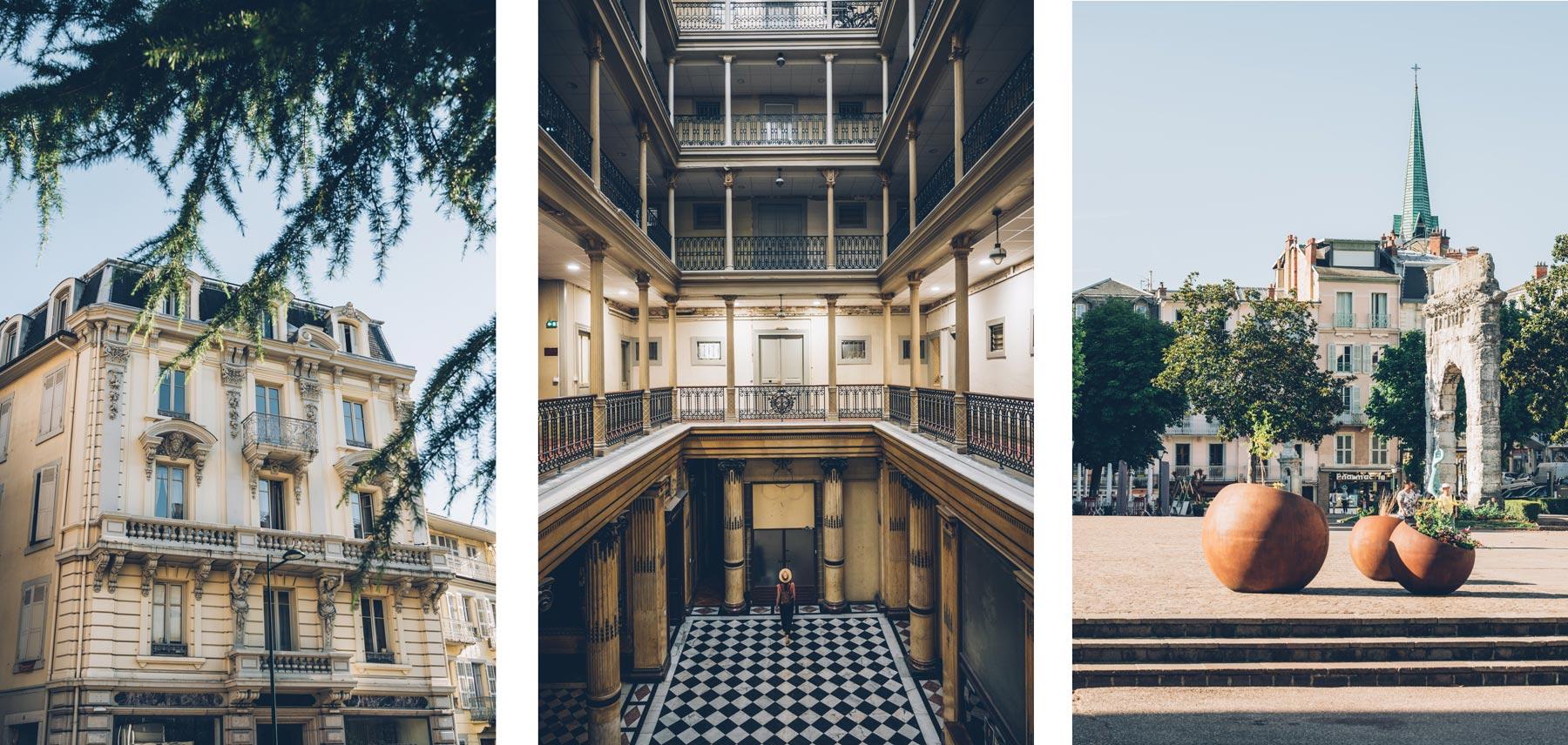Aix les Bains, Grand Hôtel