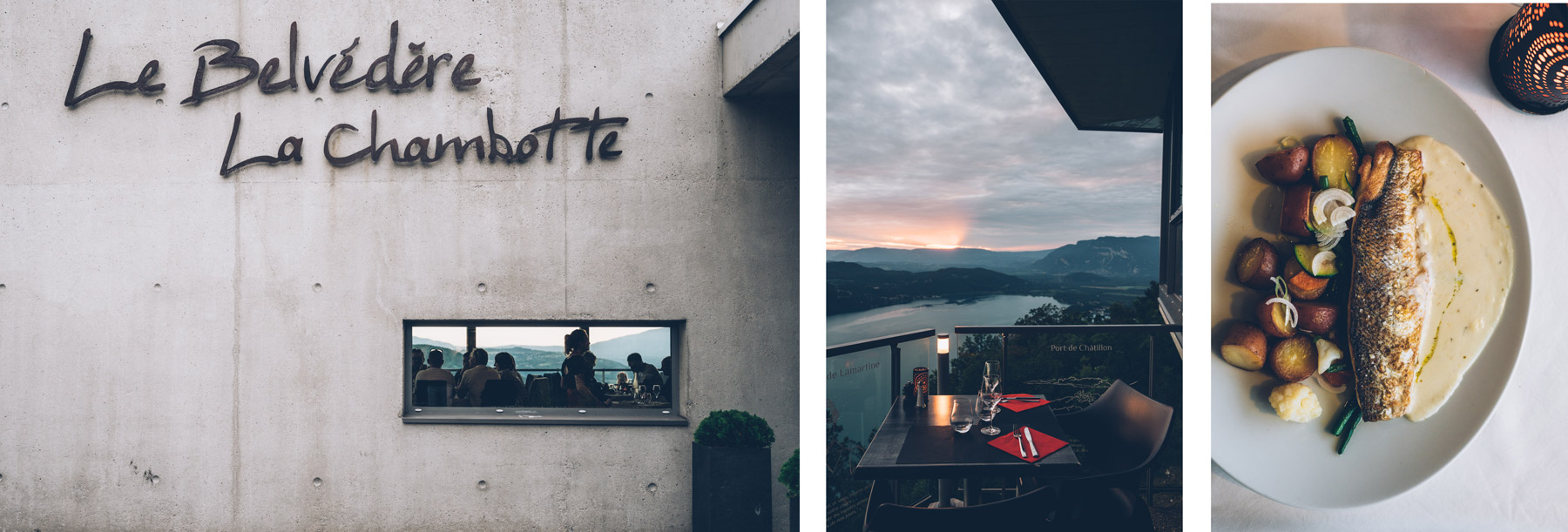 Restaurant de la Chambotte, Aix les Bains Riviera des Alpes