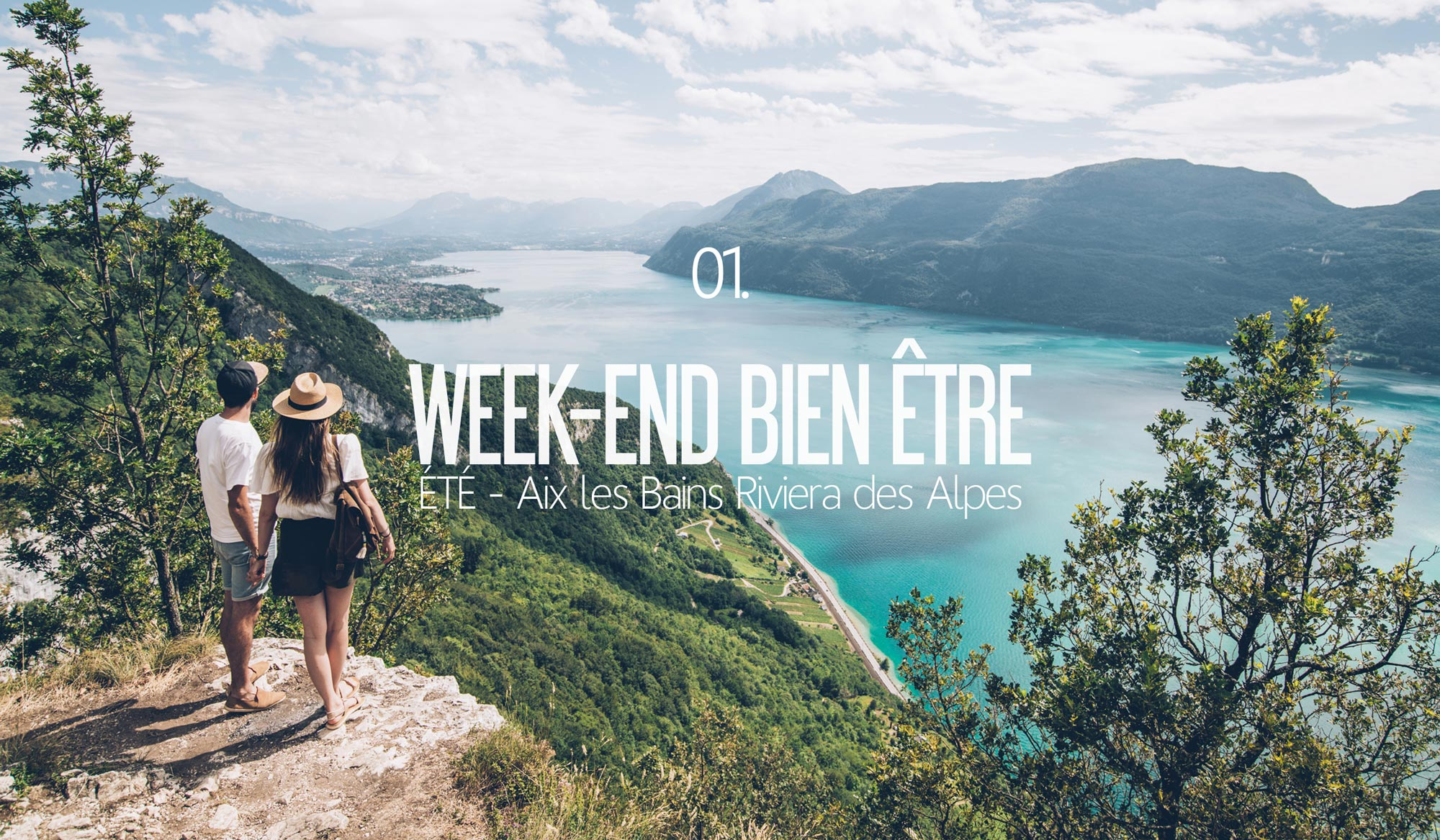 Week End Bien Etre Aix Les Bains Riviera Des Alpes