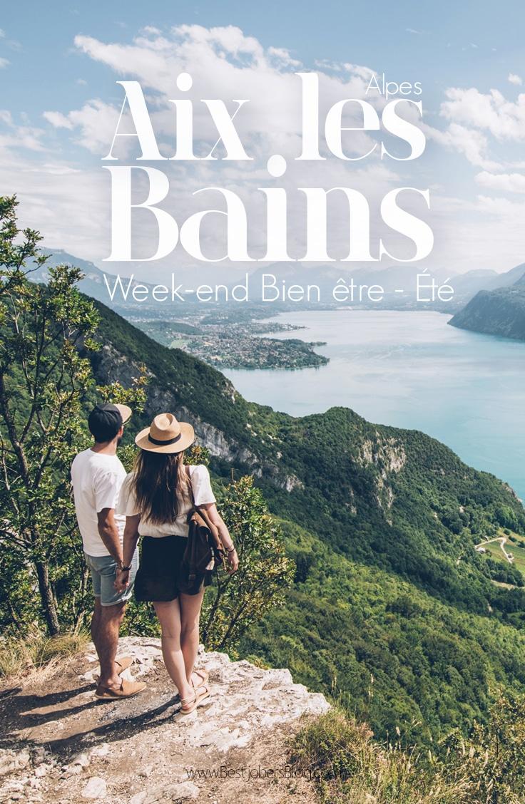 Aix les Bains, Riviera des Alpes