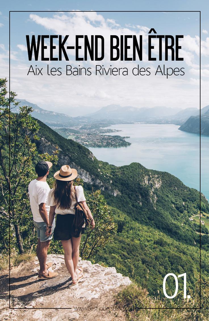 Weekend Bien Etre en Savoie