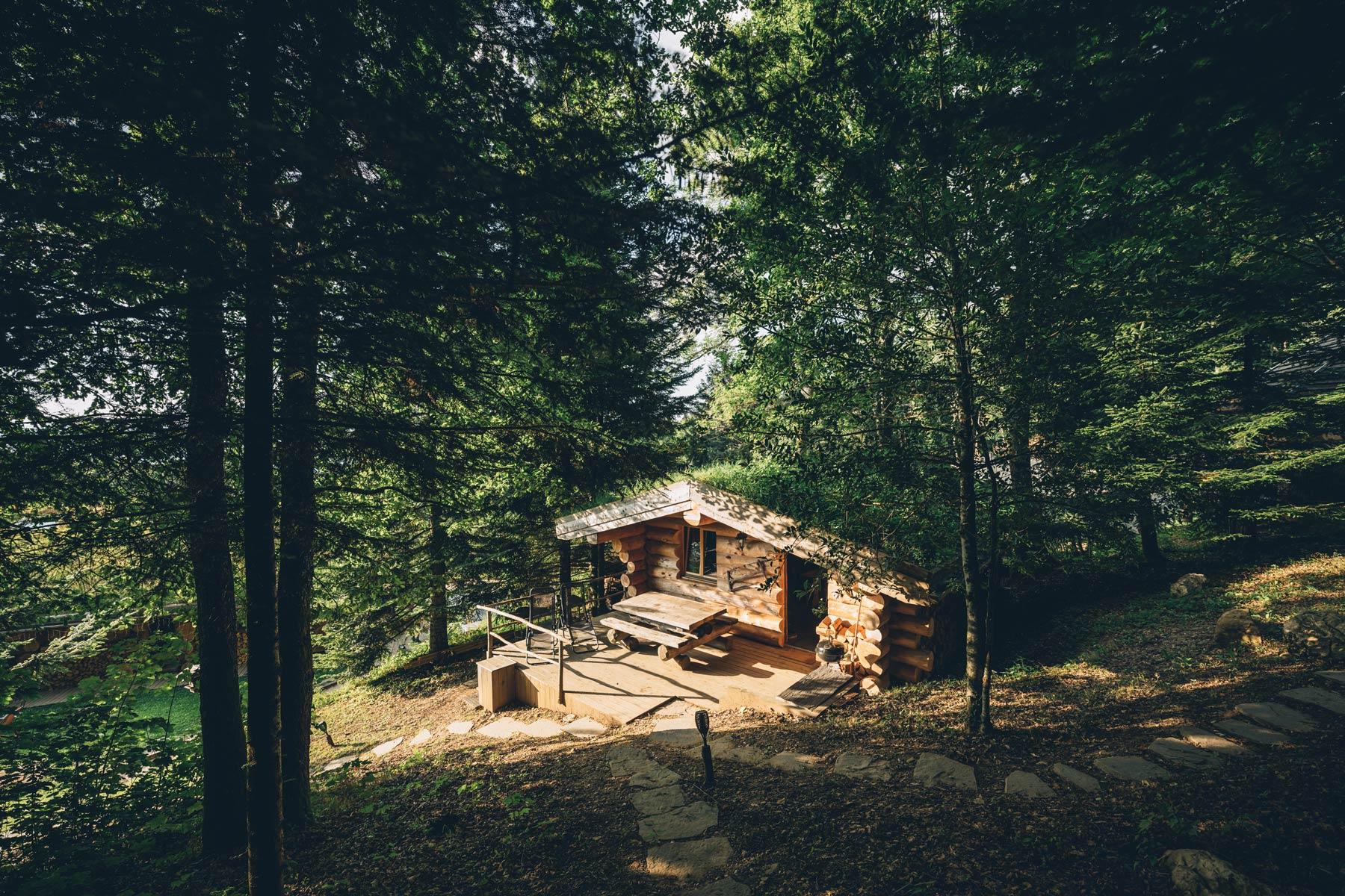 Cabanes du Salève