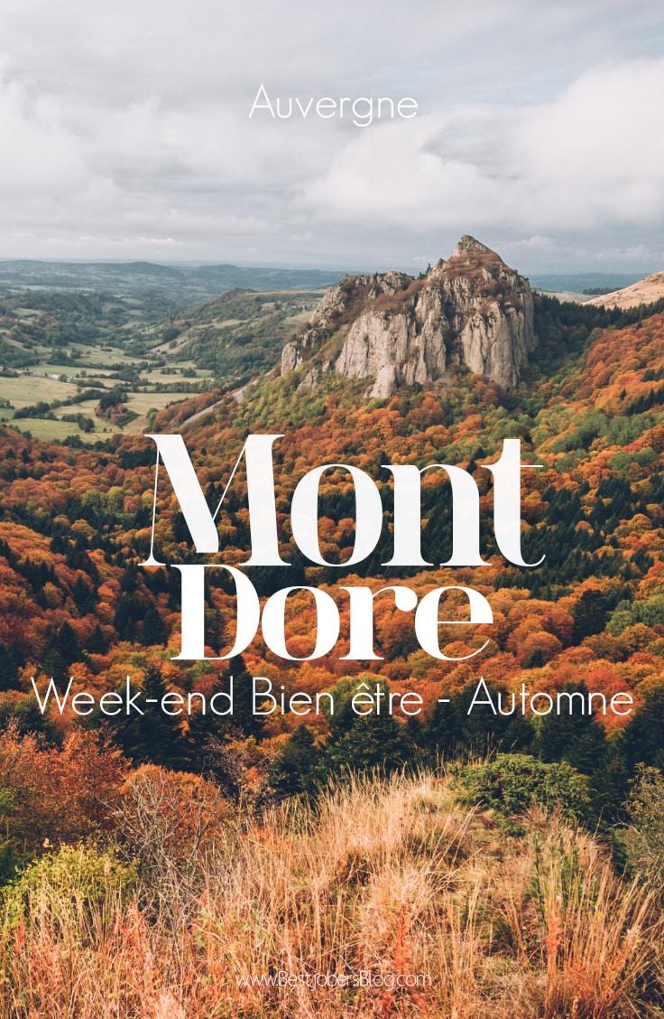 Mont Dore, Blog Voyage