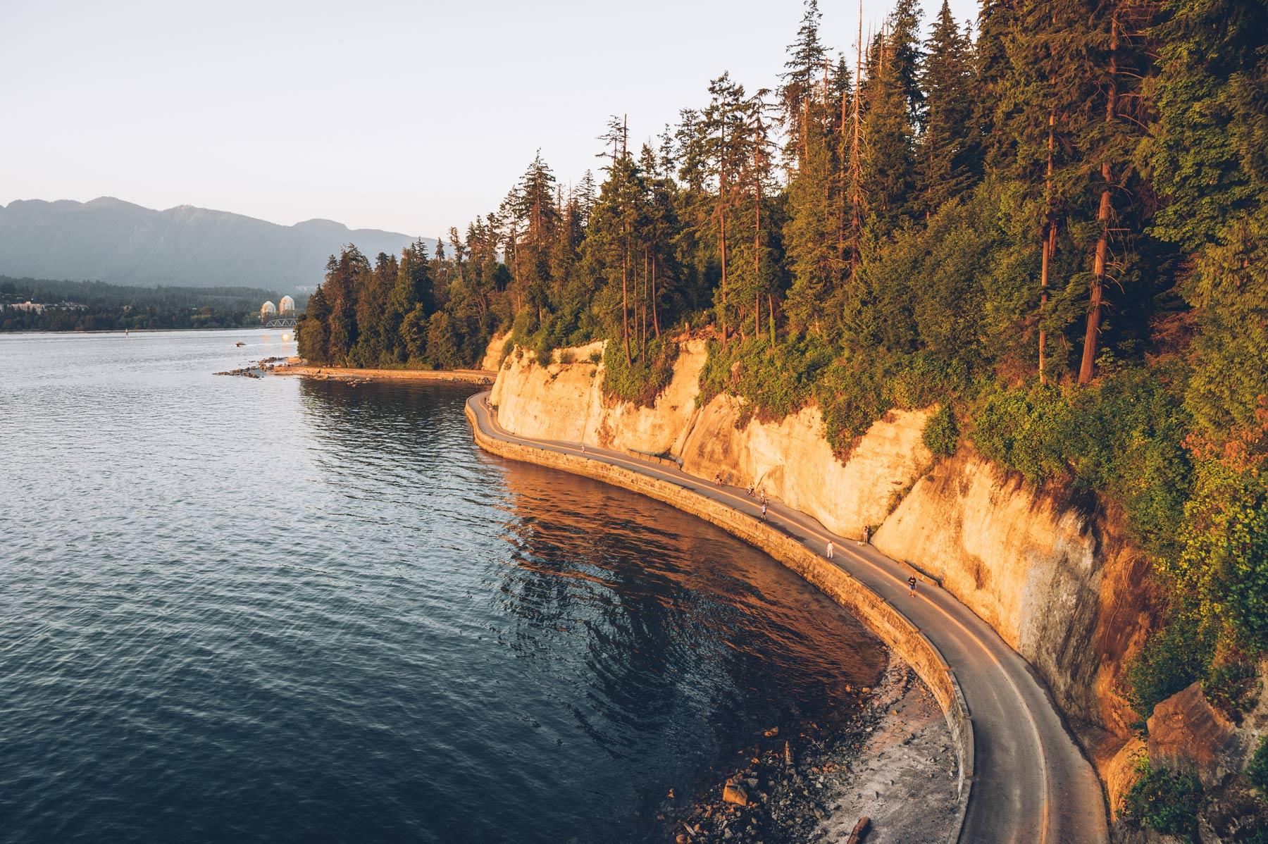 Vancouver, que faire? Stanley Park