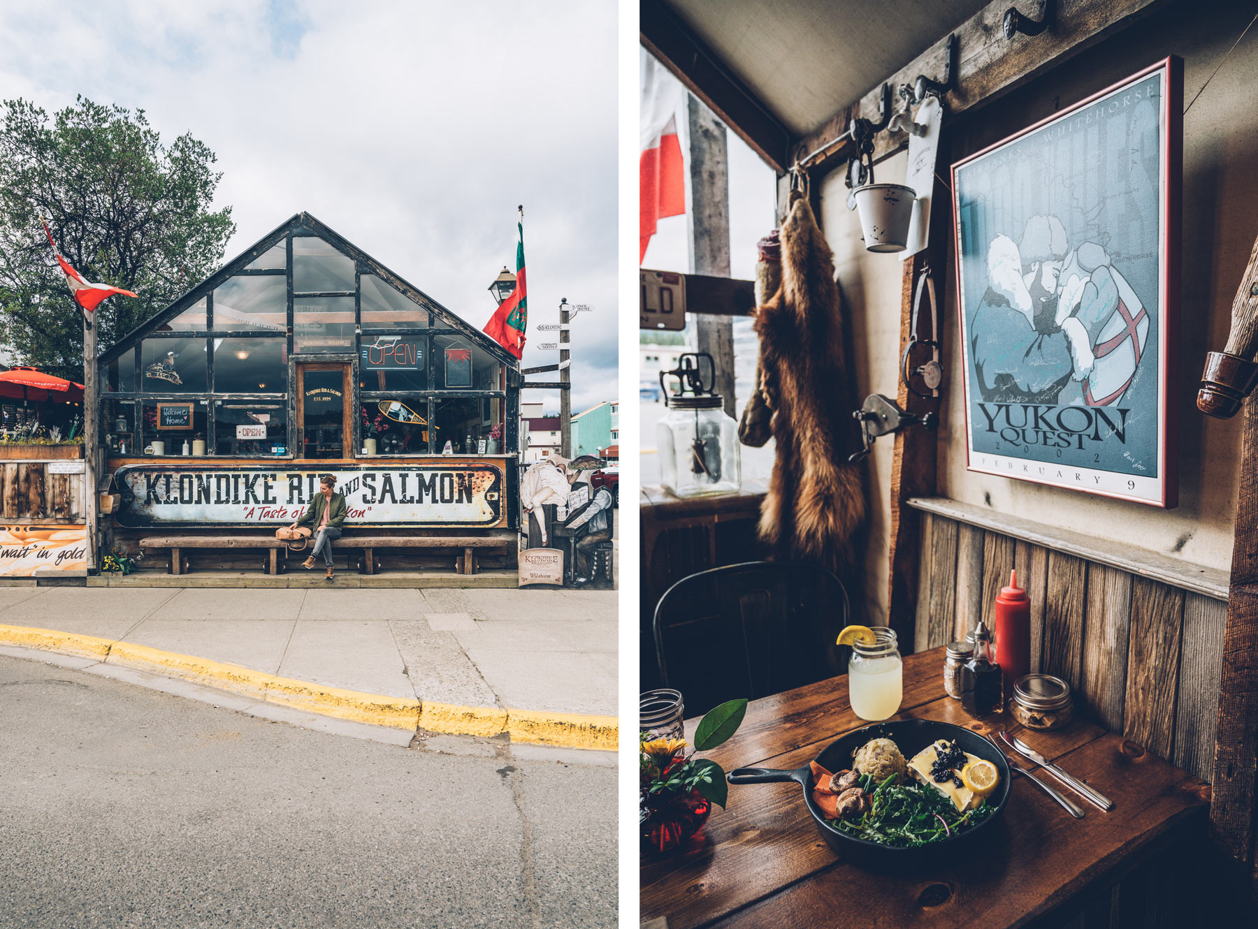Klondike Rib & Salmon, Whitehorse