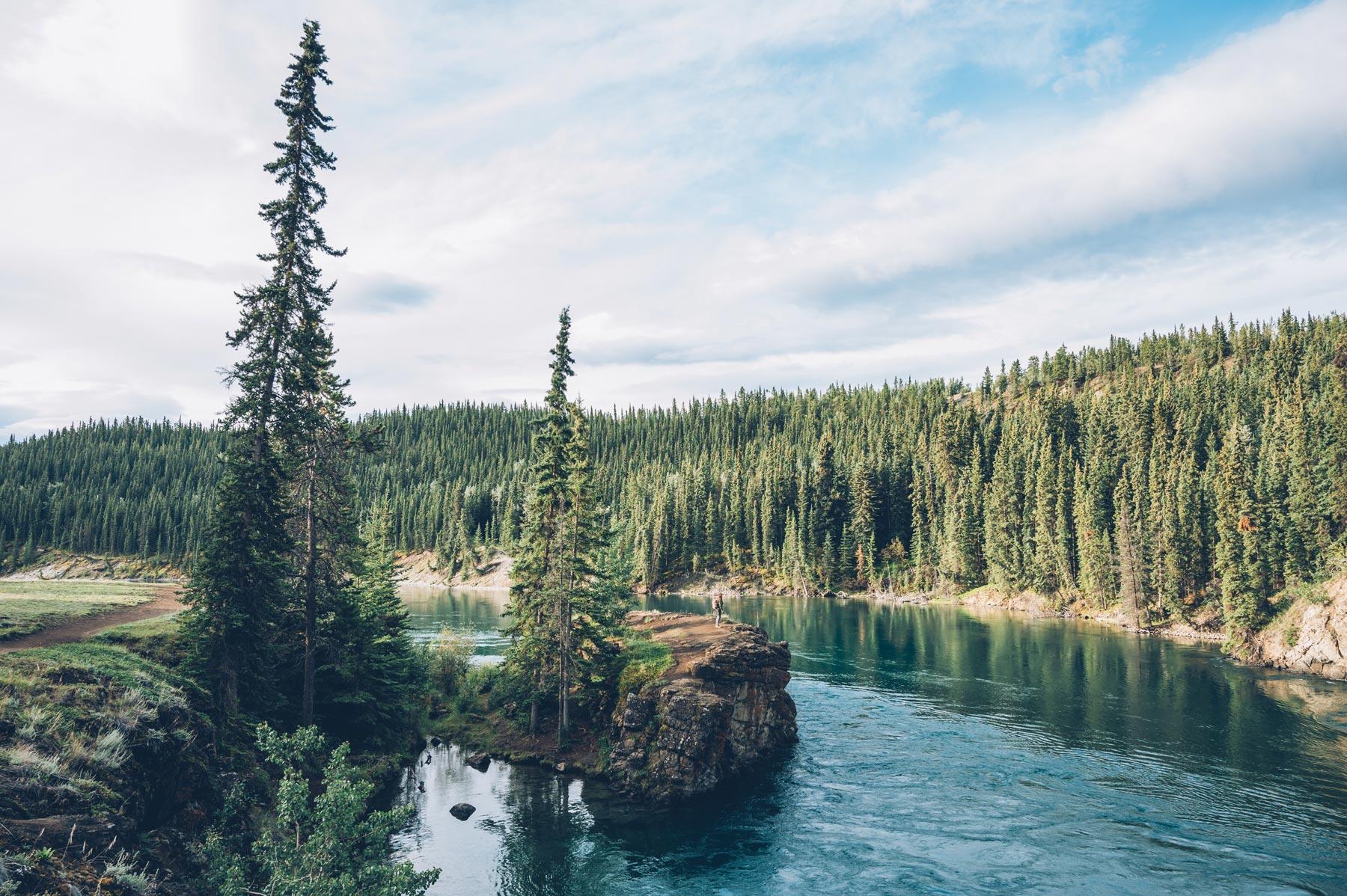 Miles Canyon, Whitehorse, Yukon