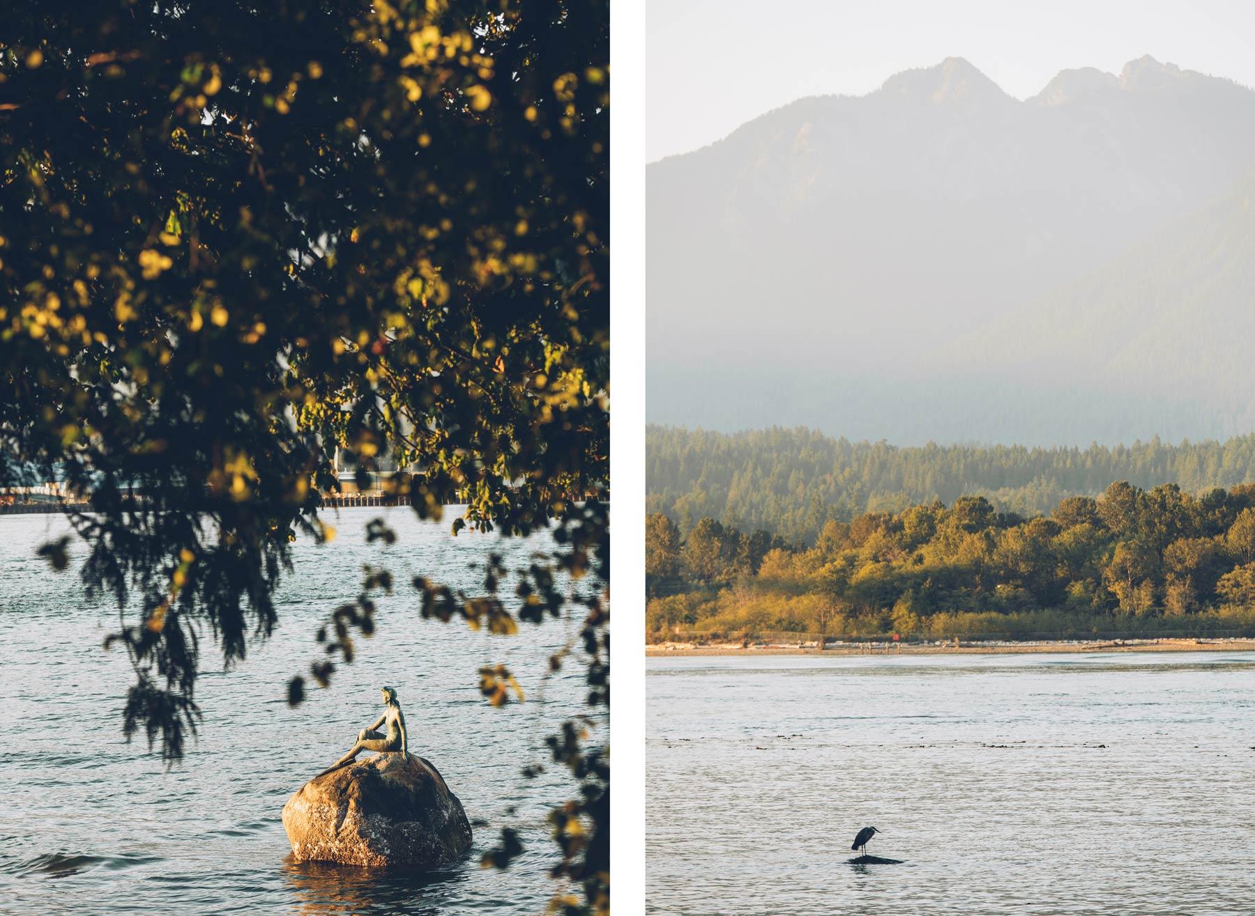 Sirène de Stanley Park, Vancouver