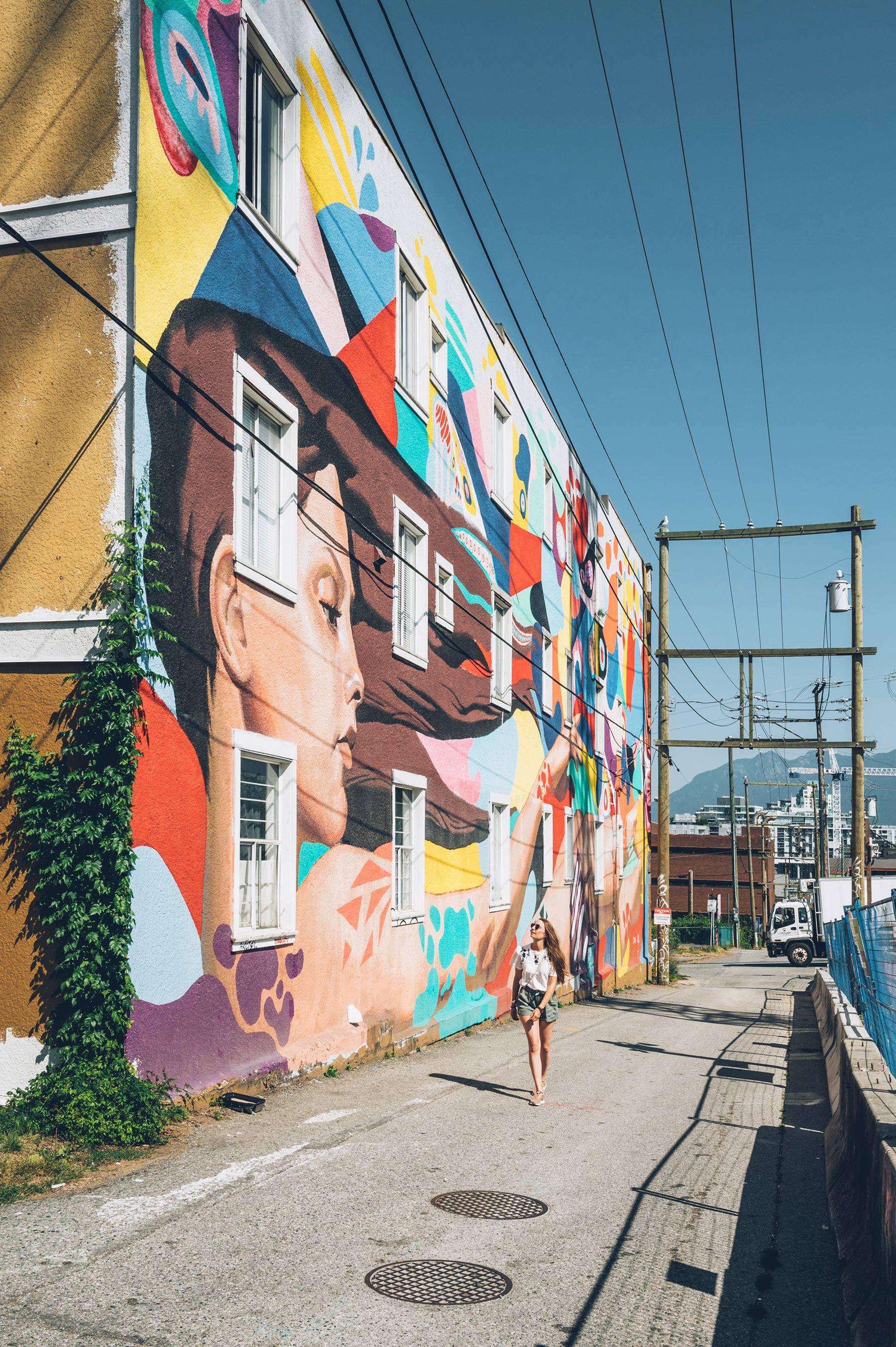 Street art Vancouver Blog