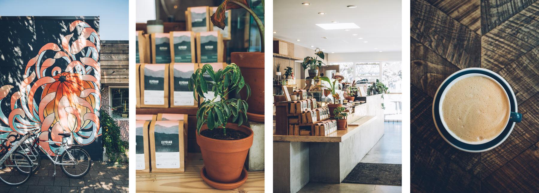 Café sympa Vancouver