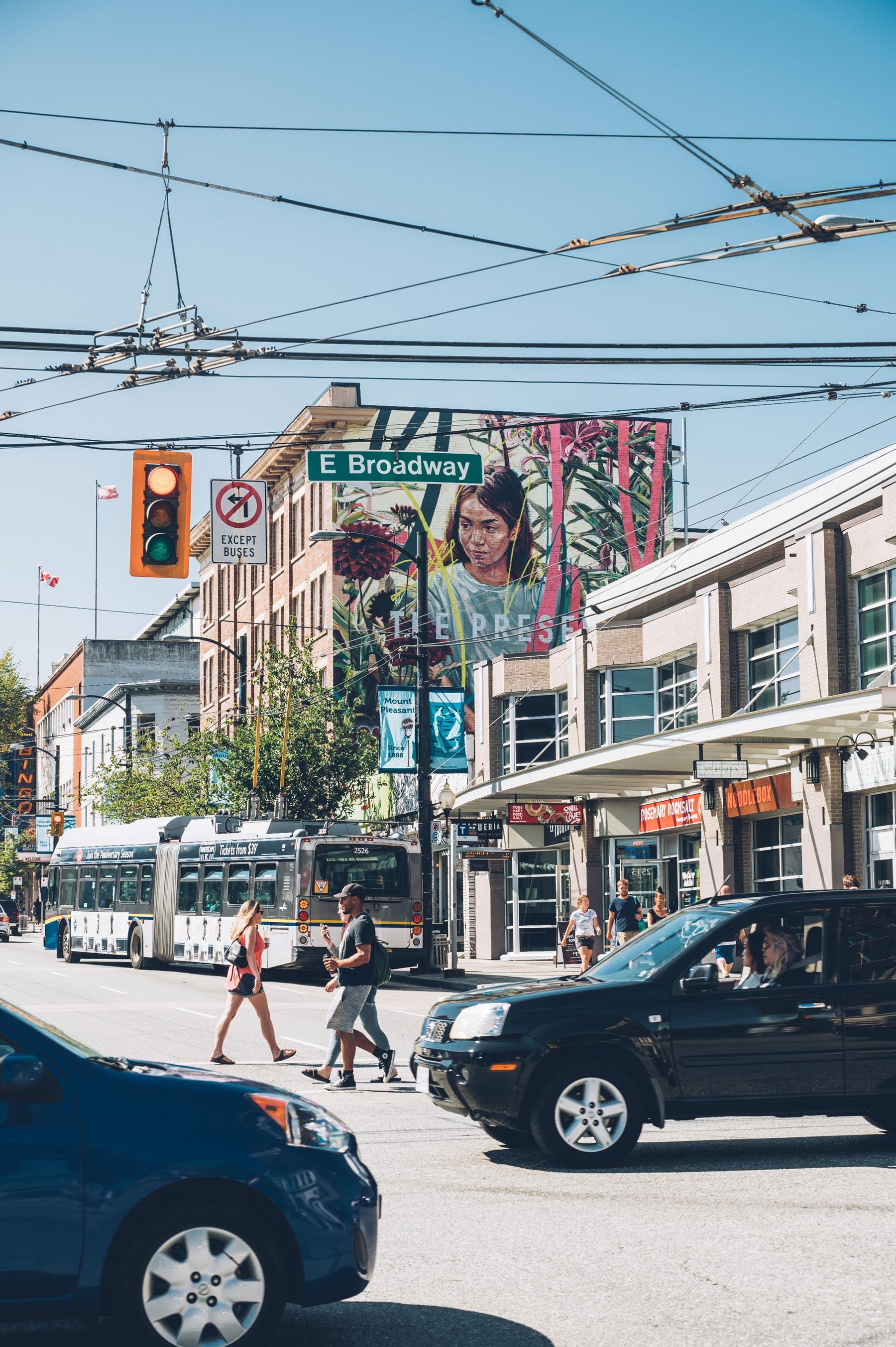 Tag, Street Art à Vancouver