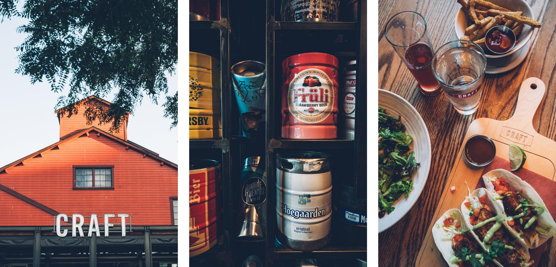 Craft beer Market, Vancouver