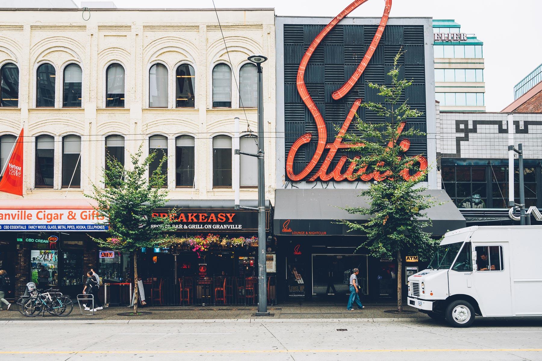 Studio, Vancouver Downtown