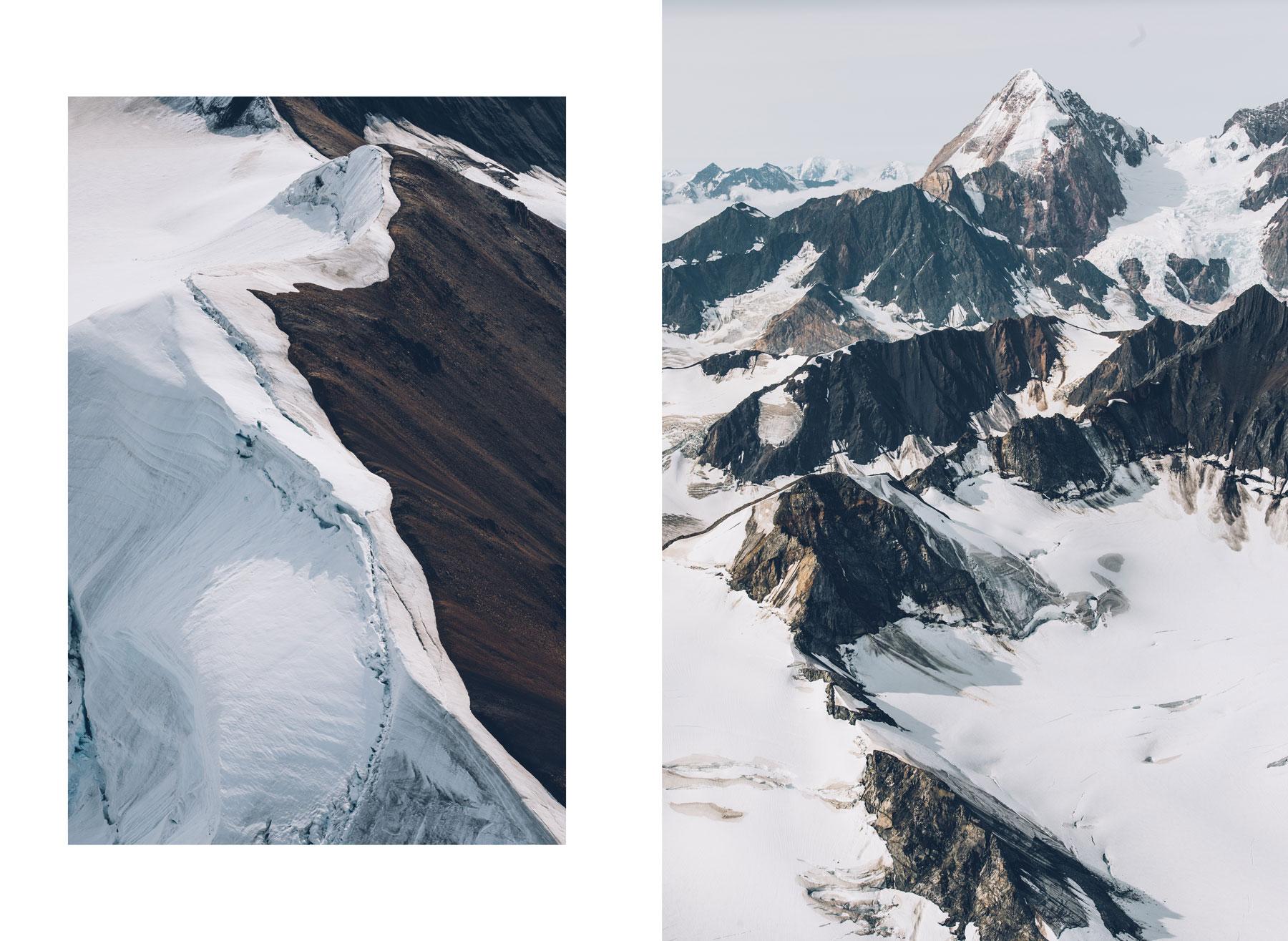 Montagnes du Yukon, Canada