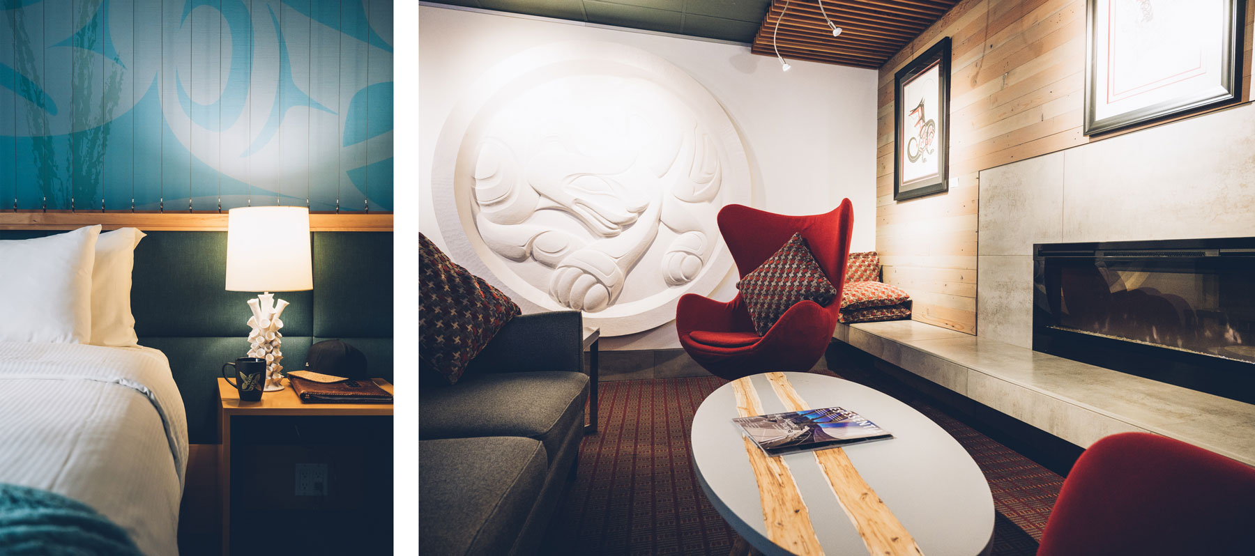 Skwachays Lodge, Hotel Boutique Vancouver