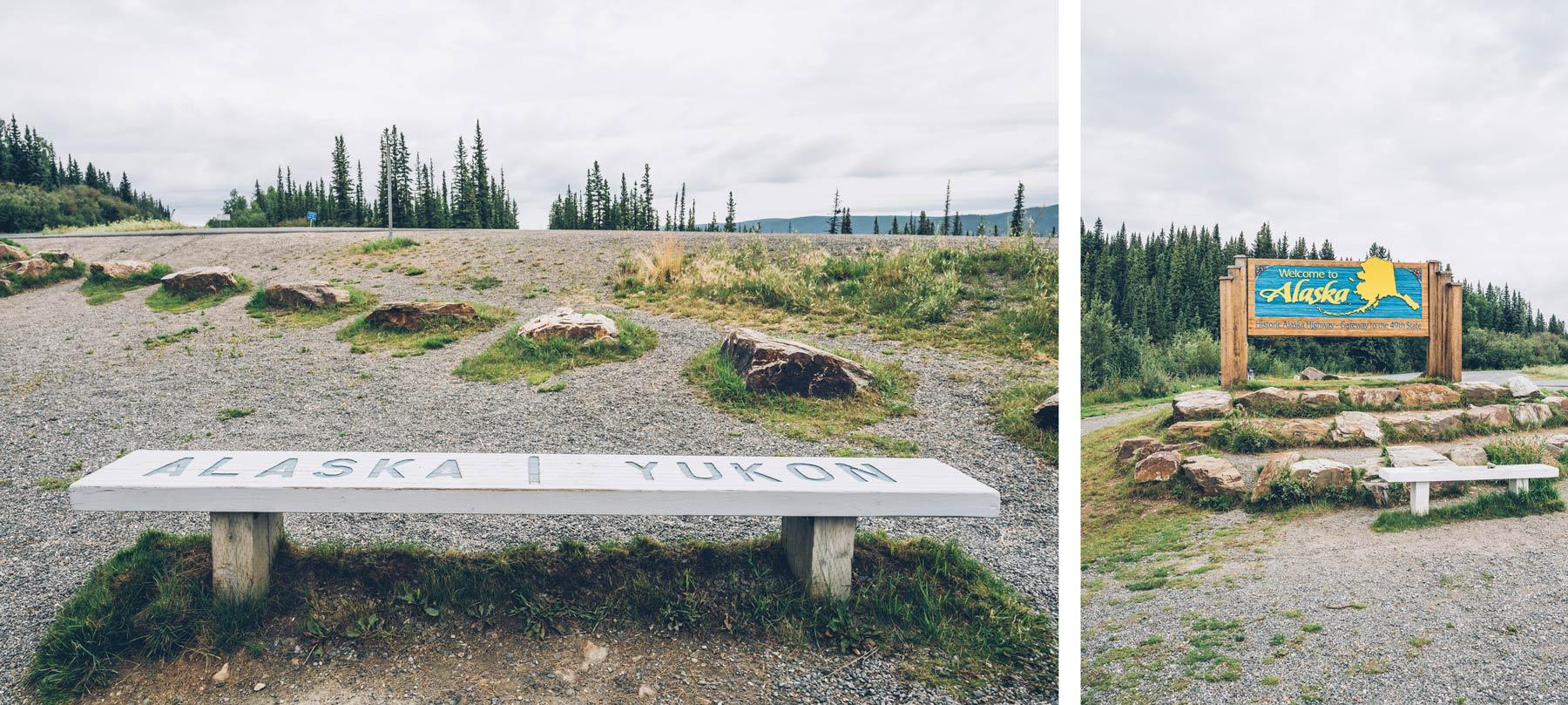 Frontière Yukon-Alaska