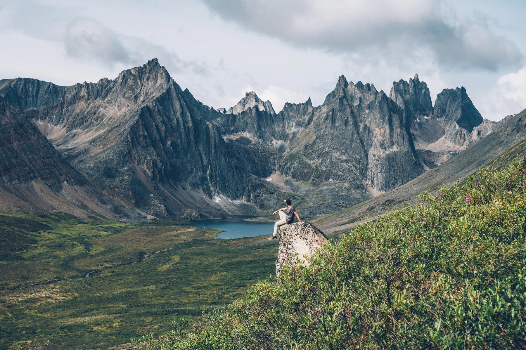 Randonnée Yukon, Tombstone Park