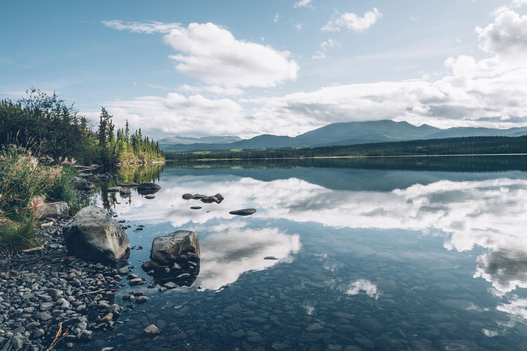 Lac Yukon