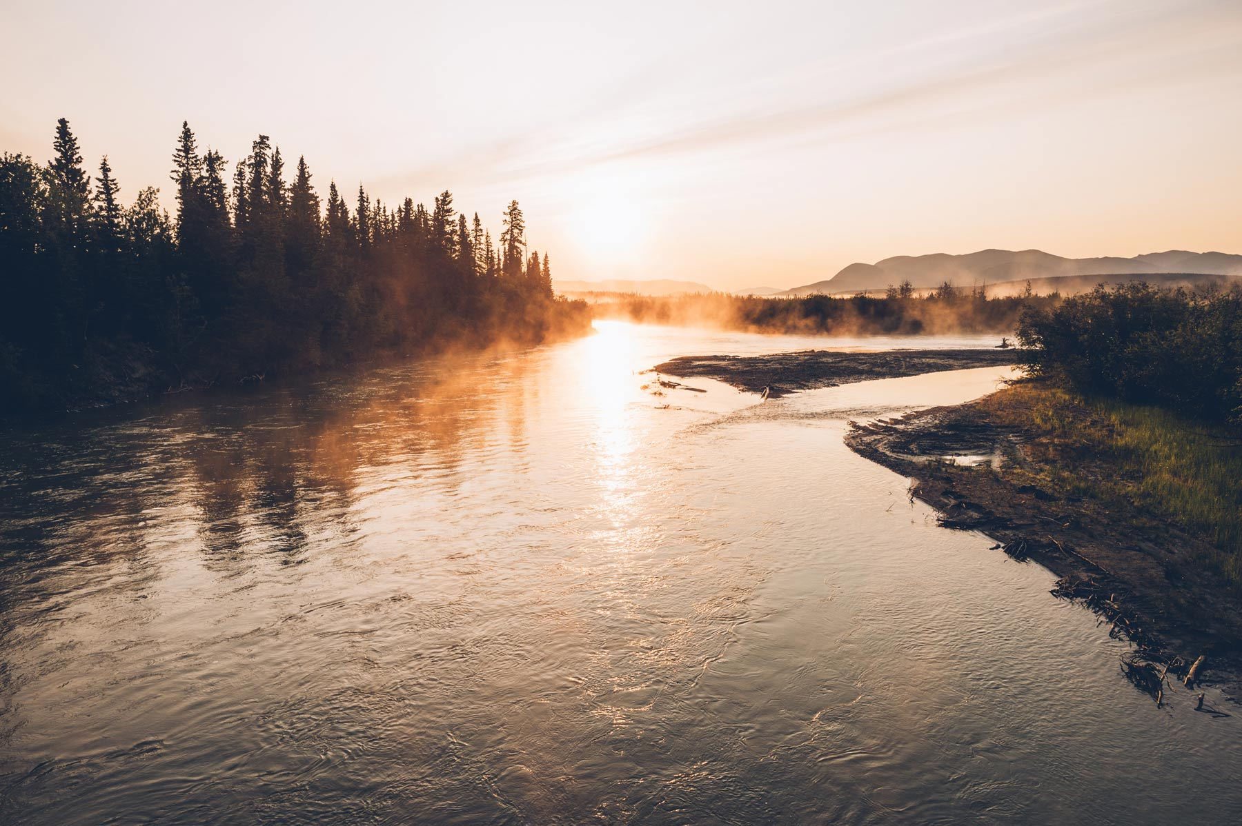 Yukon, Canada - Blog Voyage des Bestjobers