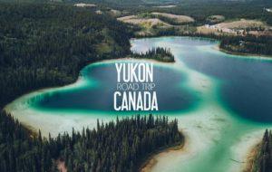 CANADA | ROAD-TRIP DE 2 SEMAINES AU YUKON EN ÉTÉ