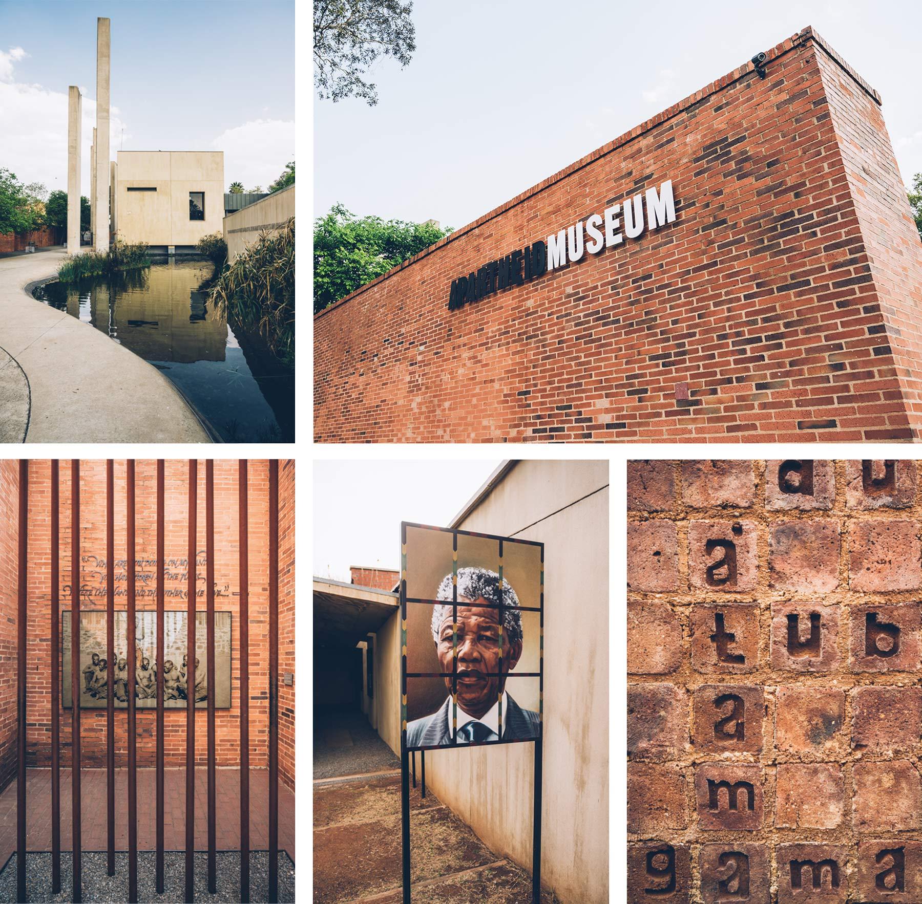 Musée de l'Apartheid, Johannesburg