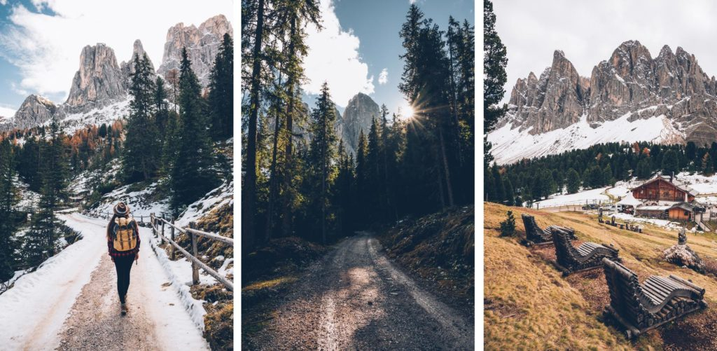 Geisler Alm, Dolomites