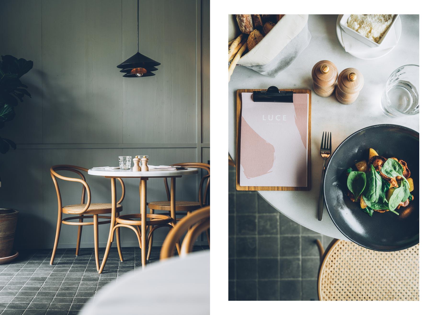 Luce, Restaurant hôtel Schwarzsmied