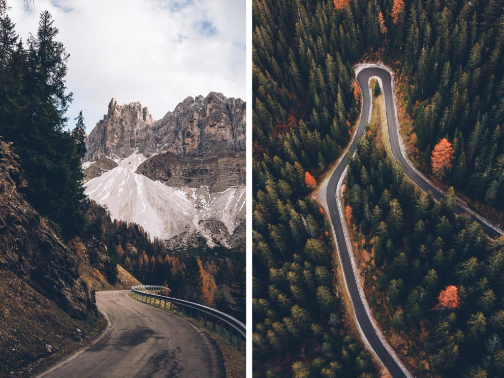Passo Erbe, Dolomites