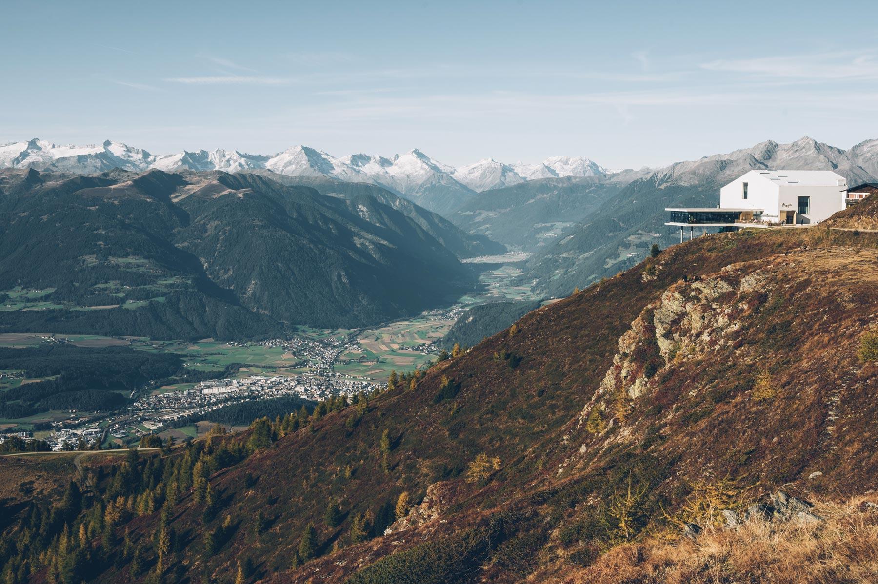Lumen Musée de la photo, Dolomites