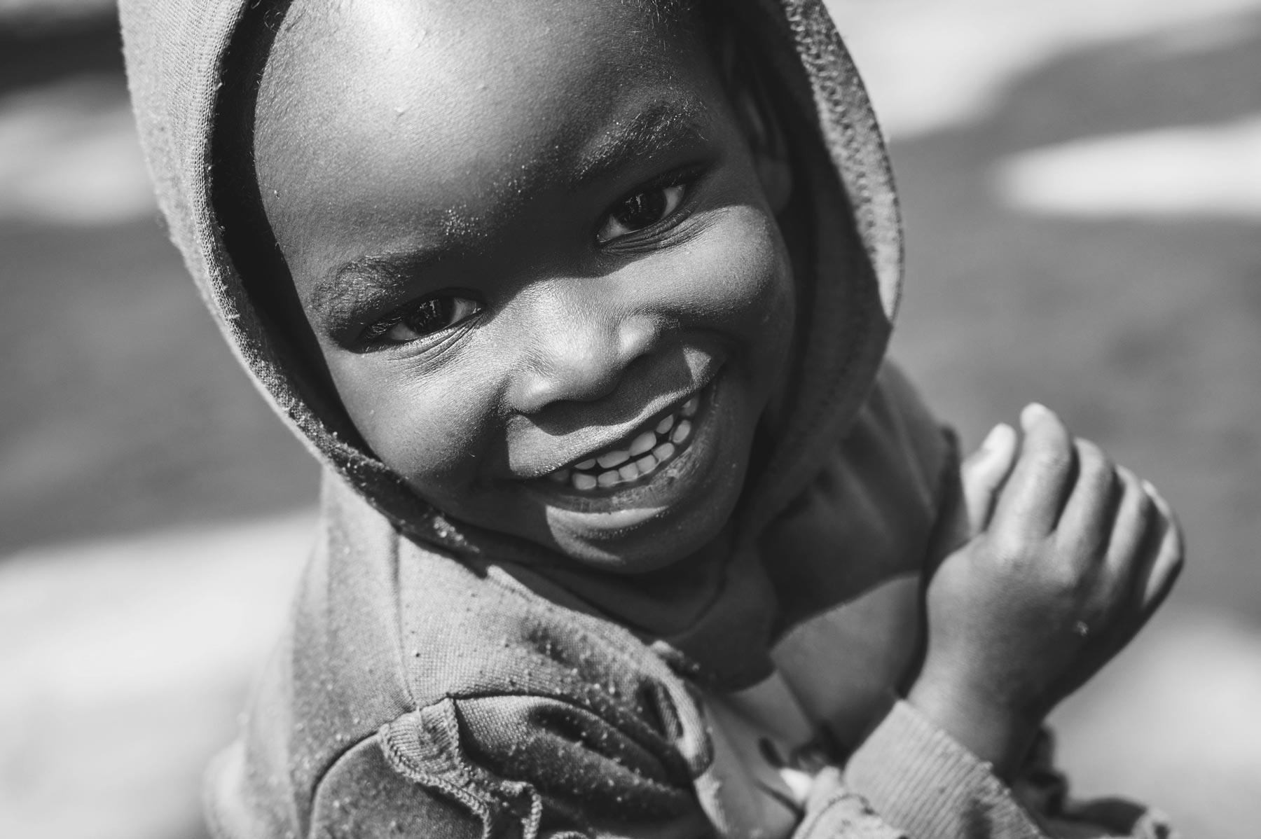 Portrait, Namibie