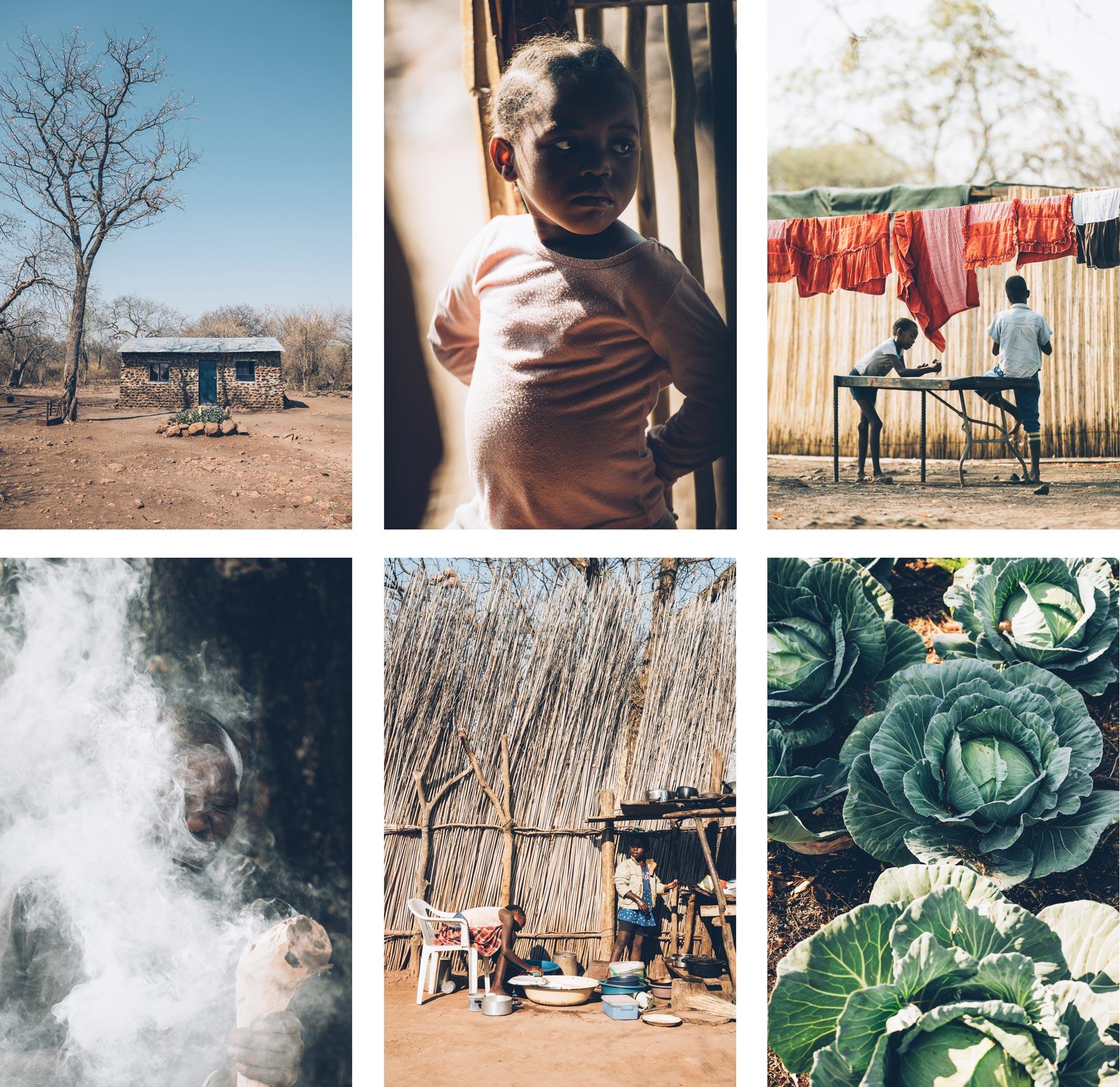 Village Namibie