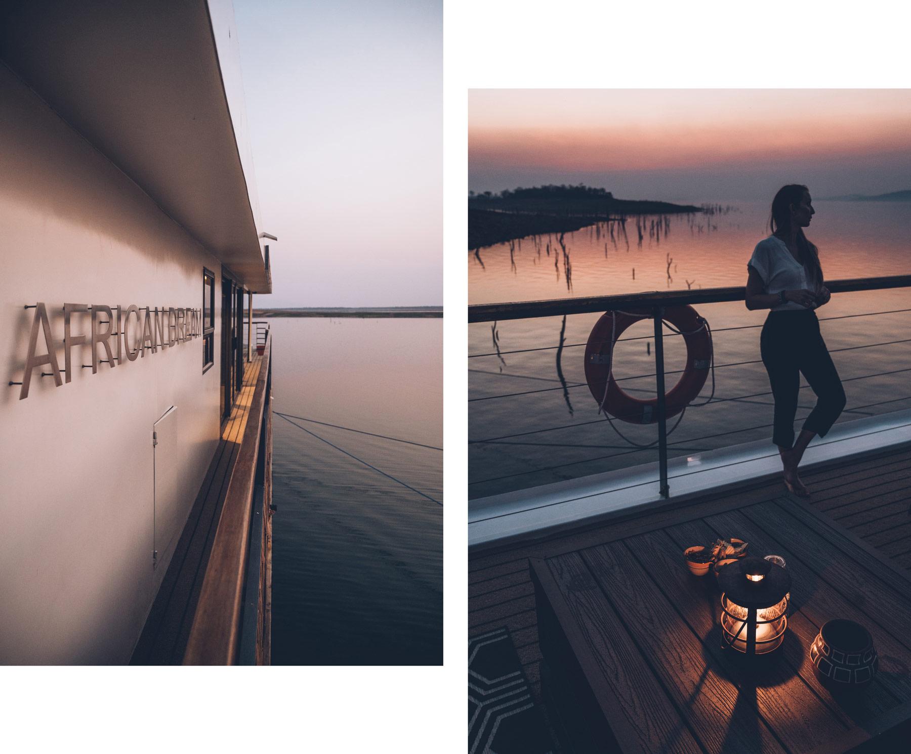 African Dream Boat, Zimbabwe