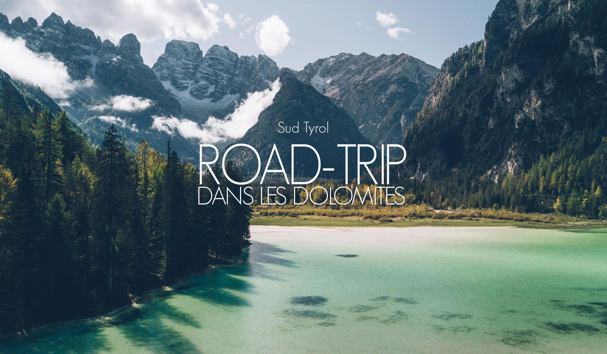 ROAD TRIP DOLOMITES