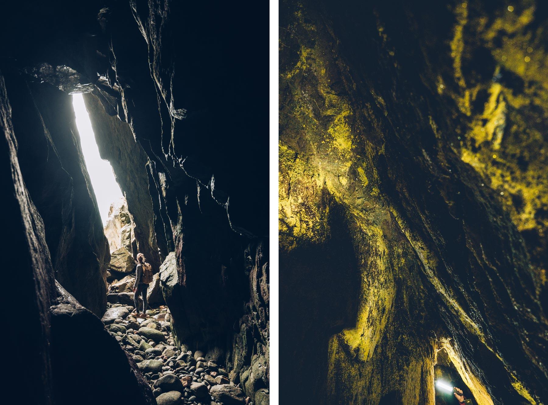 Grottes de Jobourg, Cotentin