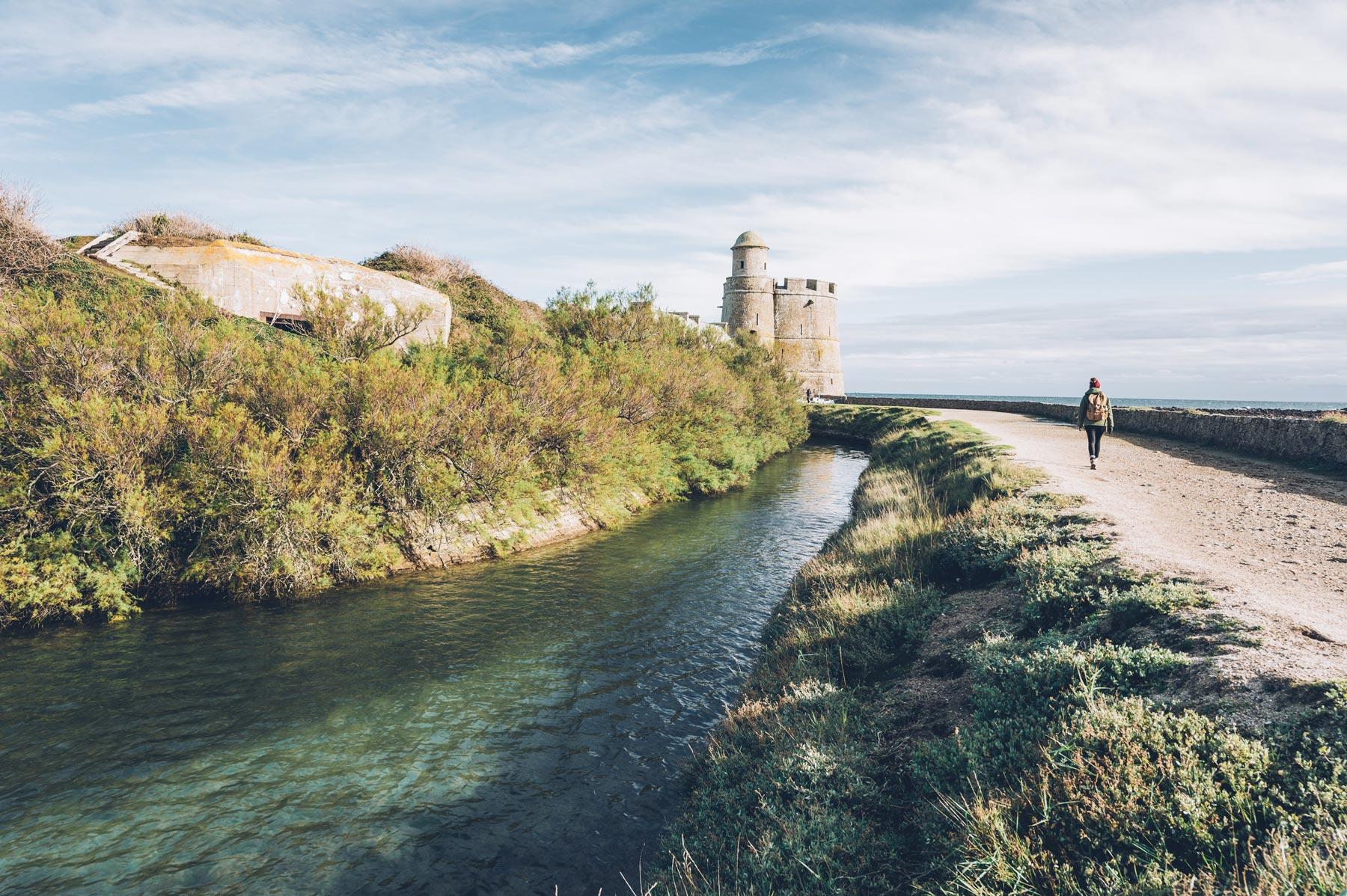 Ile de Tatihou, Normandie