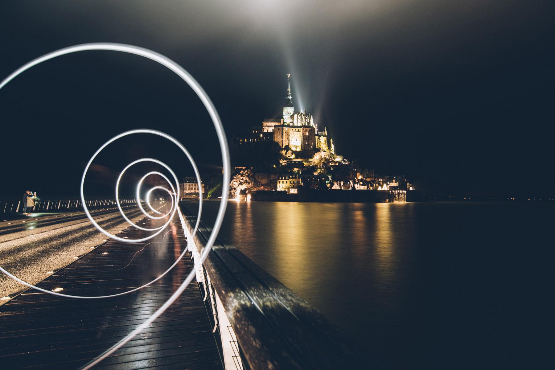 Mont Saint Michel, Grandes Marées