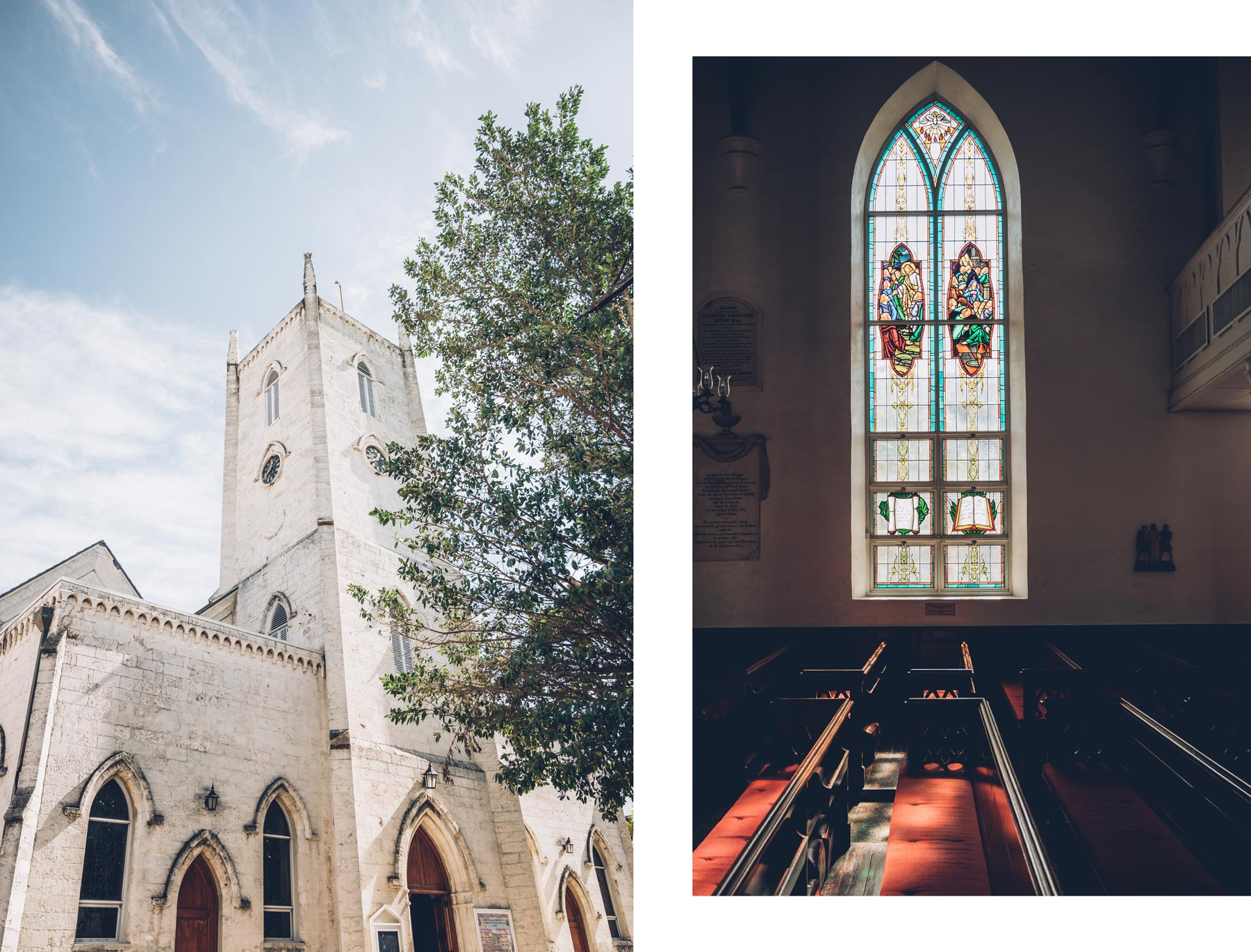 Cathédrale, Nassau, Bahamas