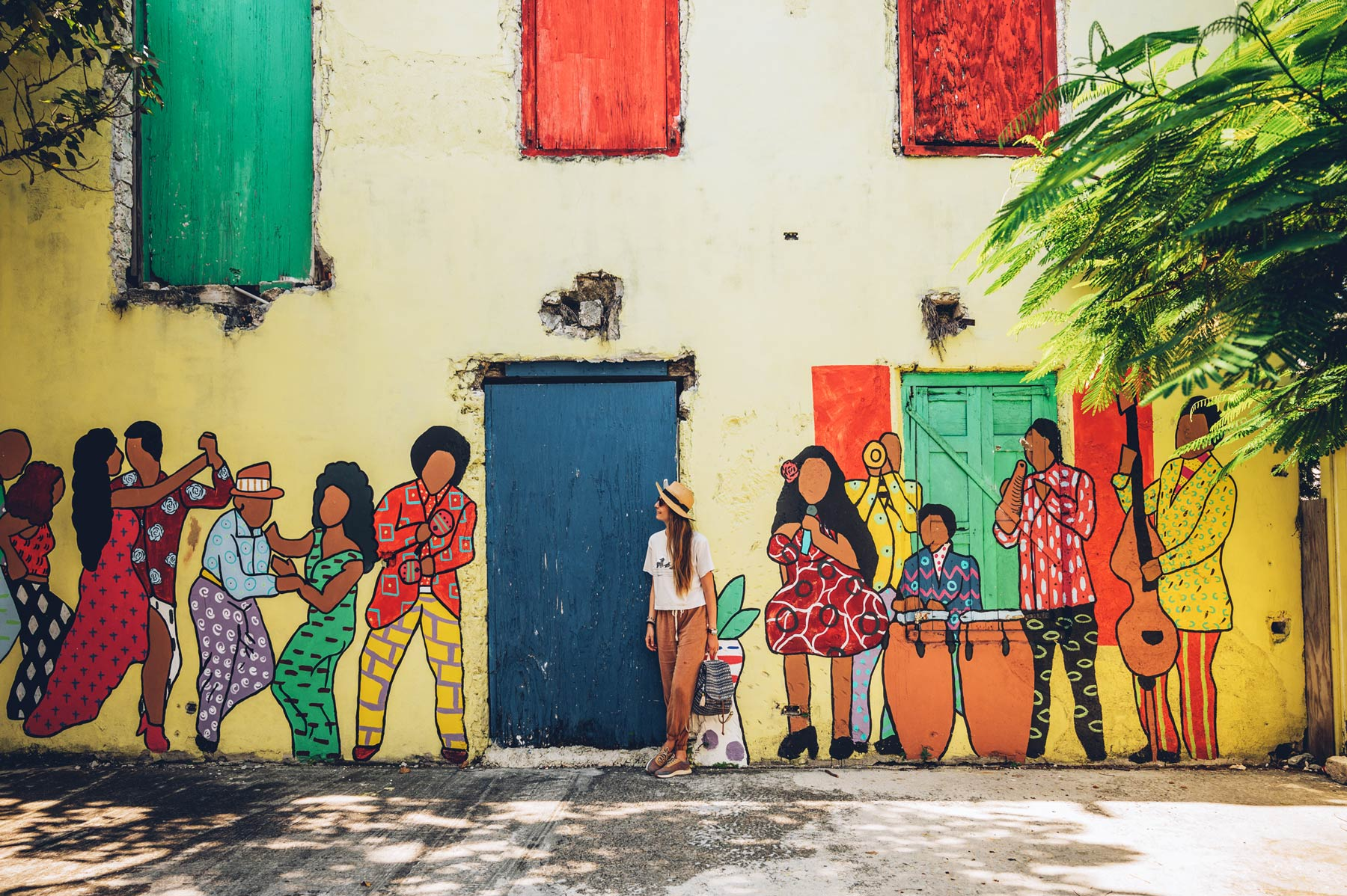 Street Art, Nassau, Bahamas