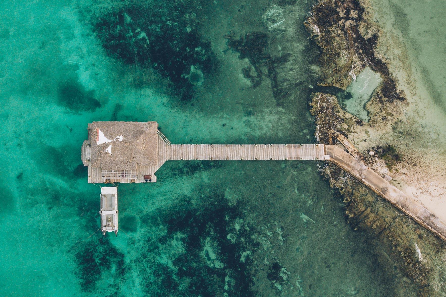 Centre de plongée, Andros